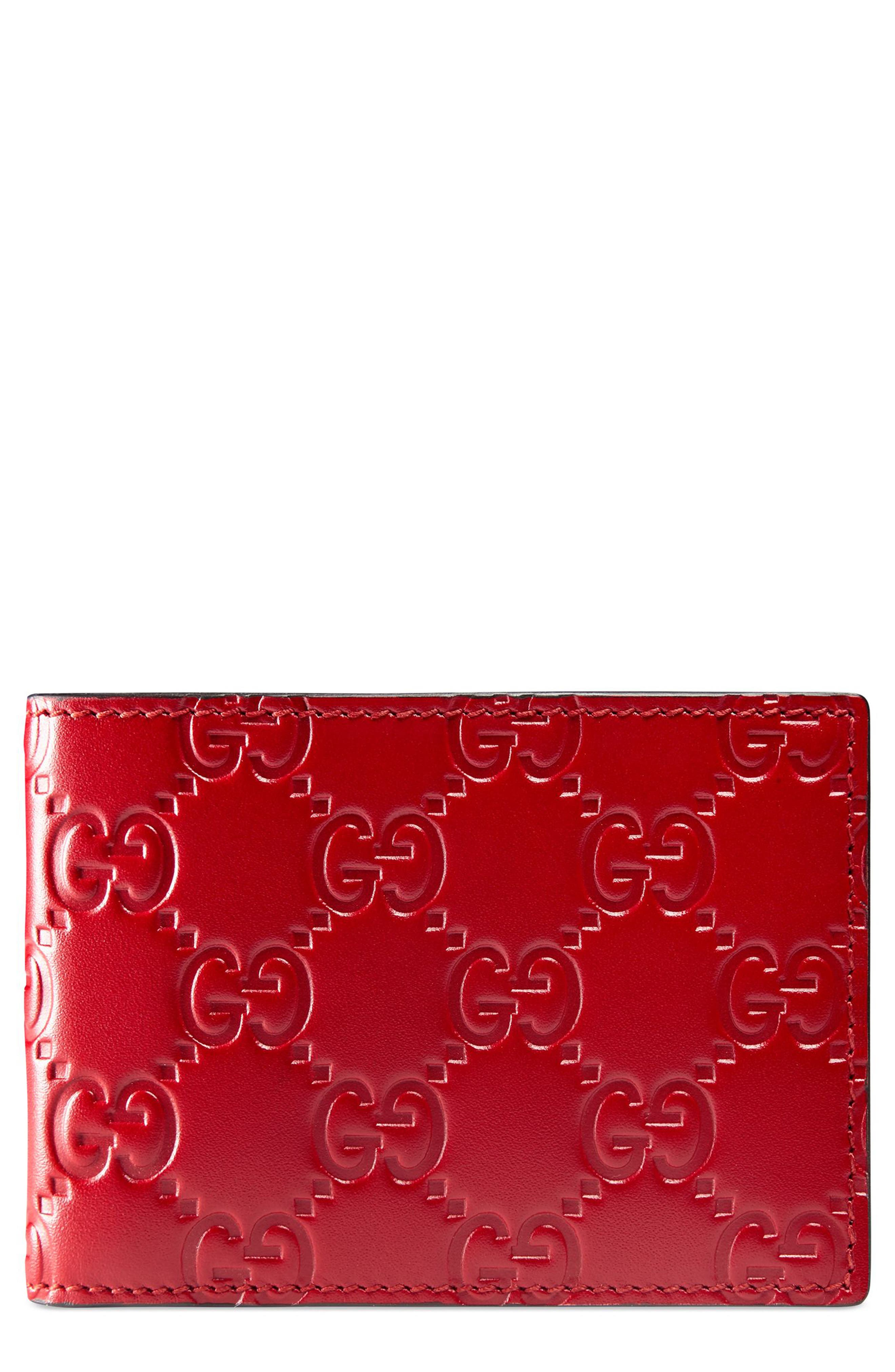 Avel Wallet,                         Main,                         color, Red