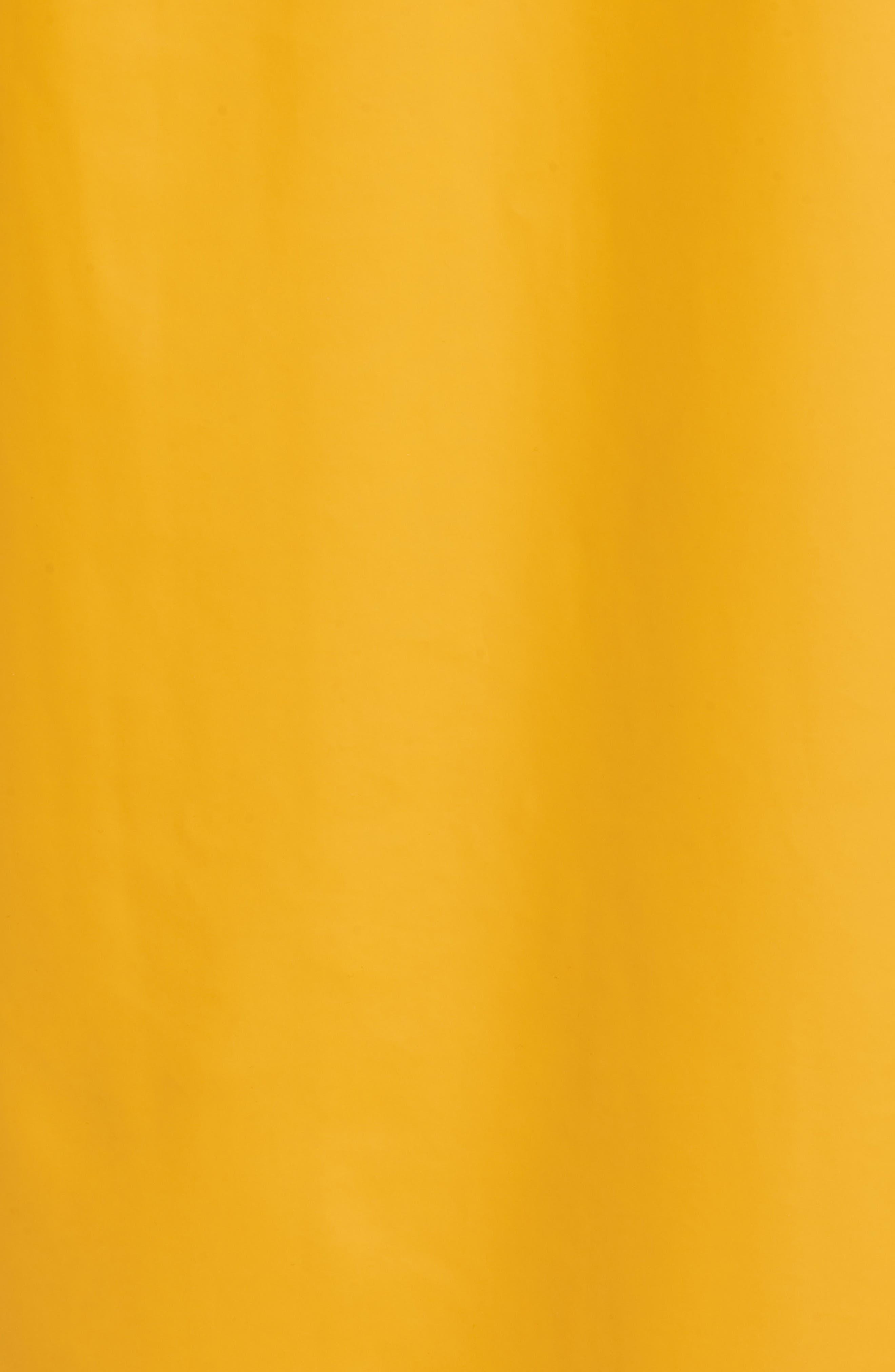 Rain Slicker,                             Alternate thumbnail 6, color,                             Golden Yellow