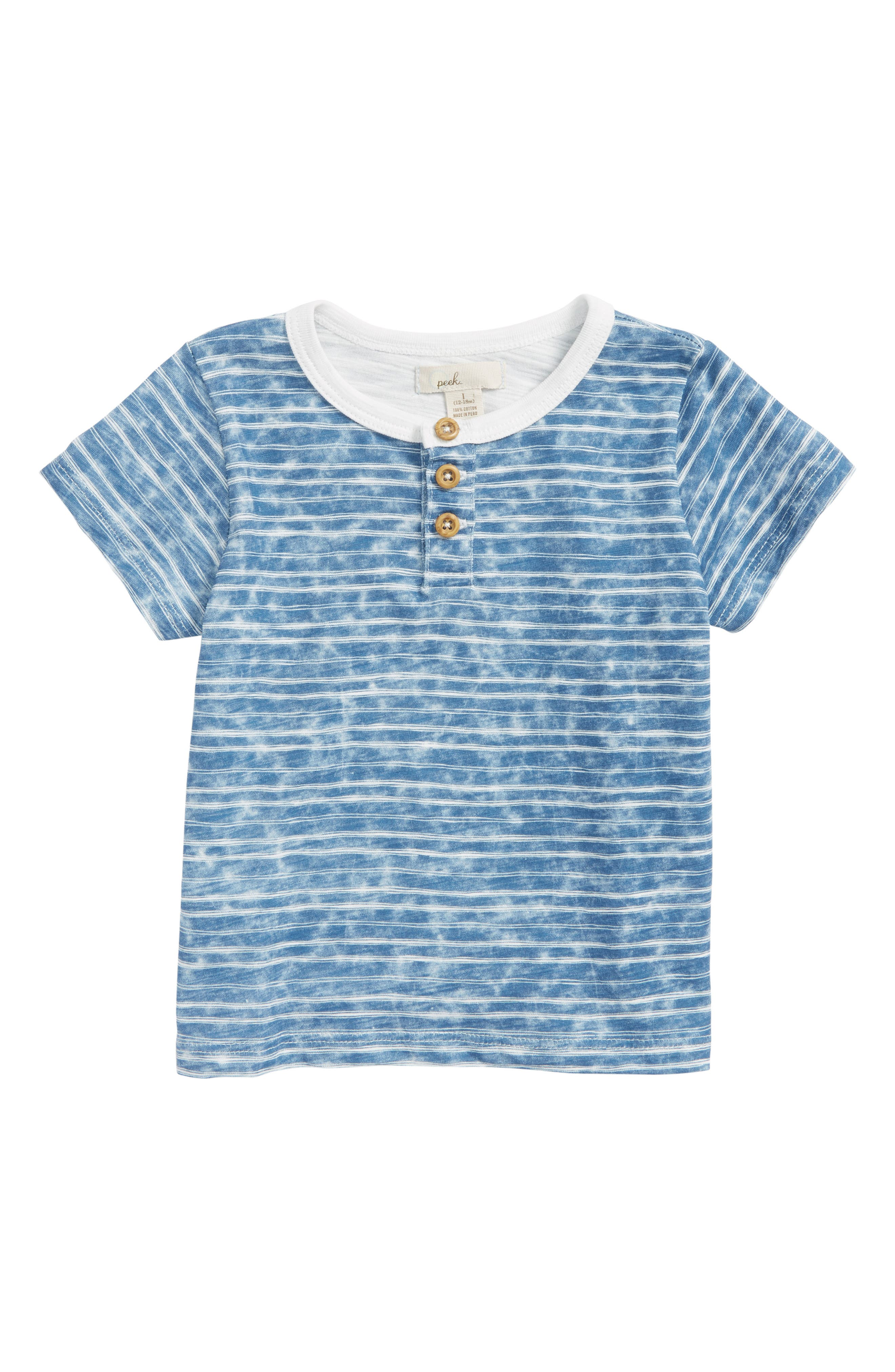 Peek Brandon T-Shirt (Baby Boys)