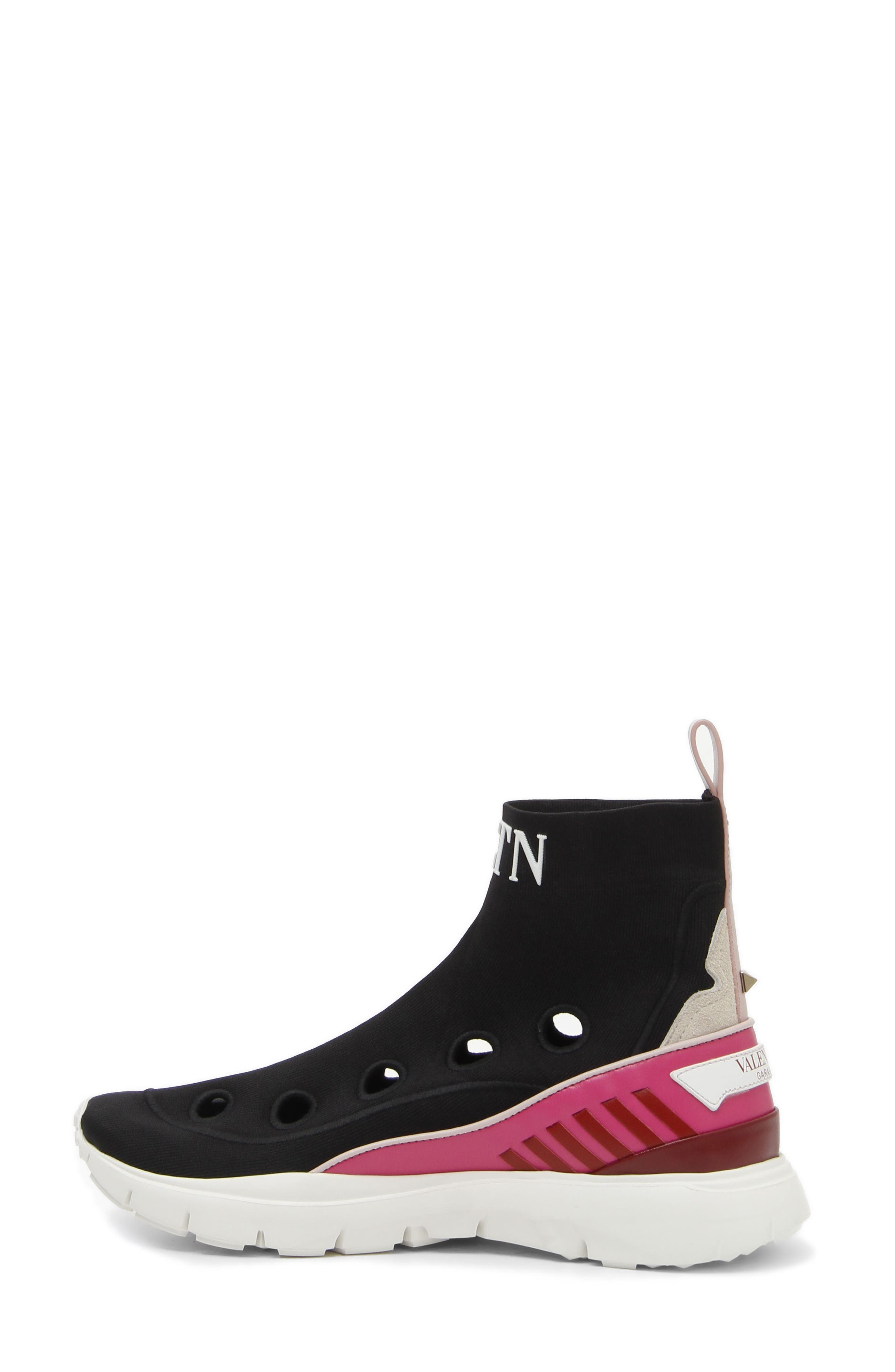 VALENTINO GARAVANI Heroes High Top Sneaker (Women)