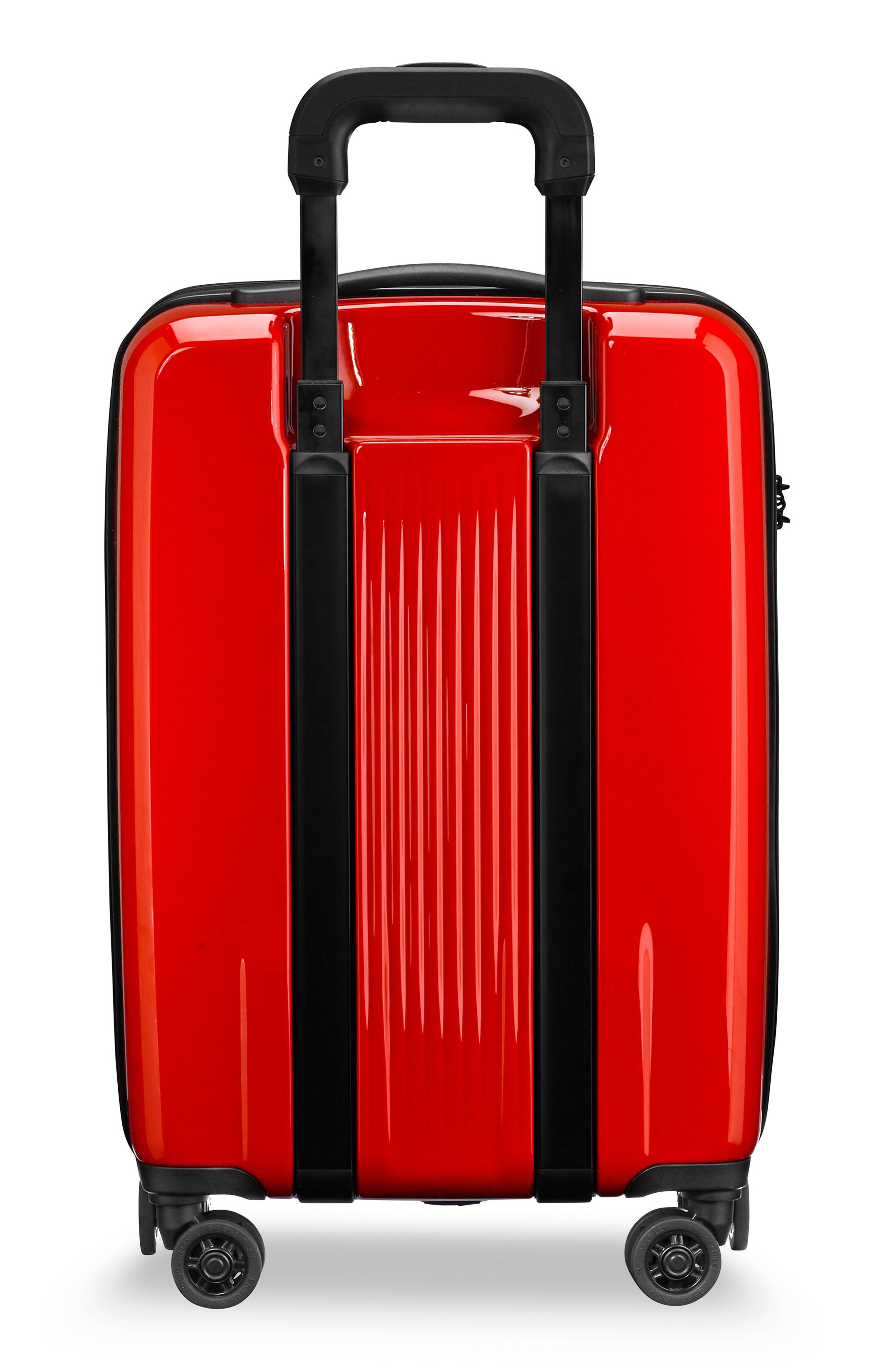 Domestic Expandable Spinner Wheeled Carry-On,                             Alternate thumbnail 2, color,                             Fire