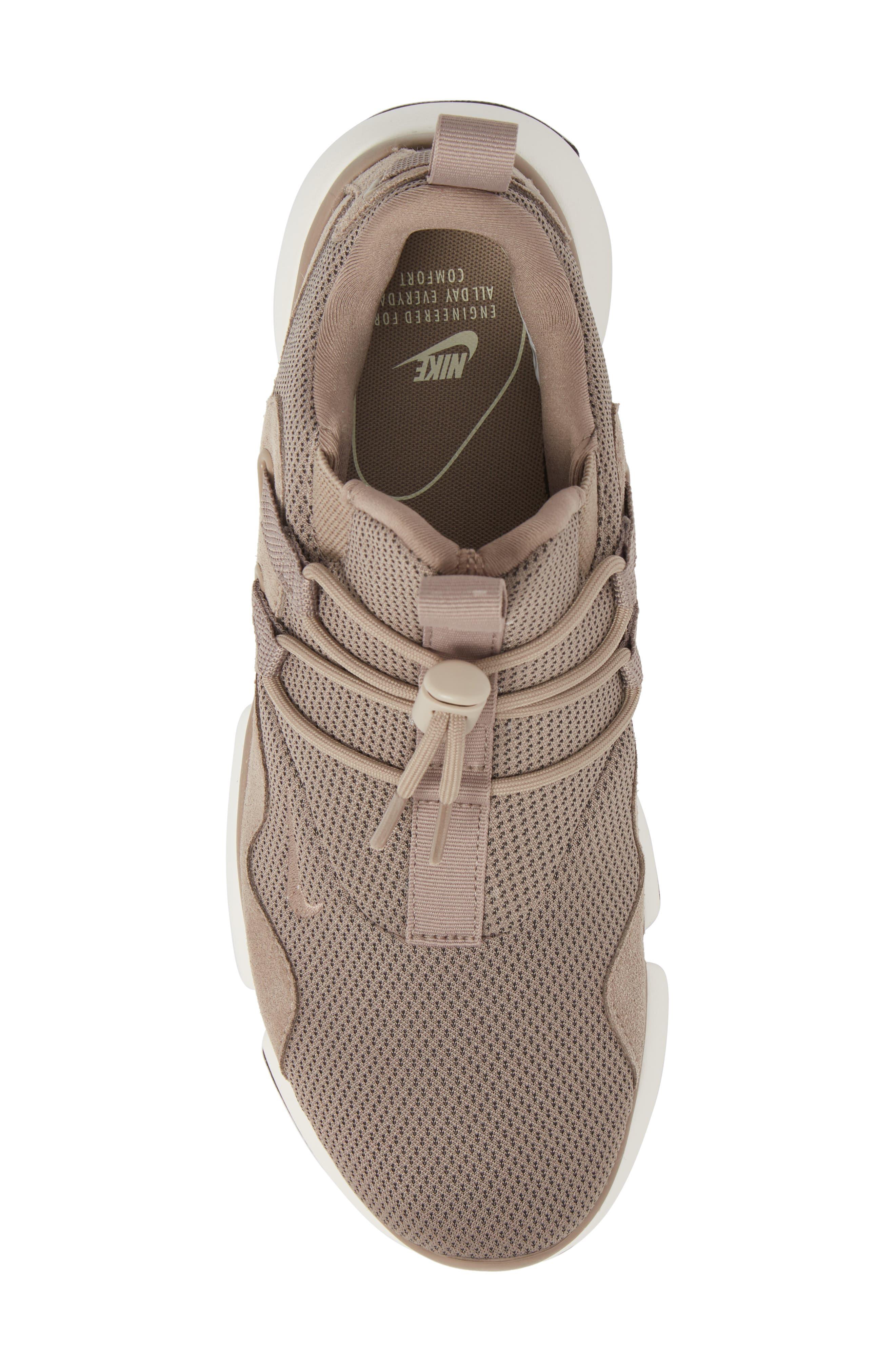PocketKnife DM SE Sneaker,                             Alternate thumbnail 5, color,                             Sepia Stone/ Sail/ Black