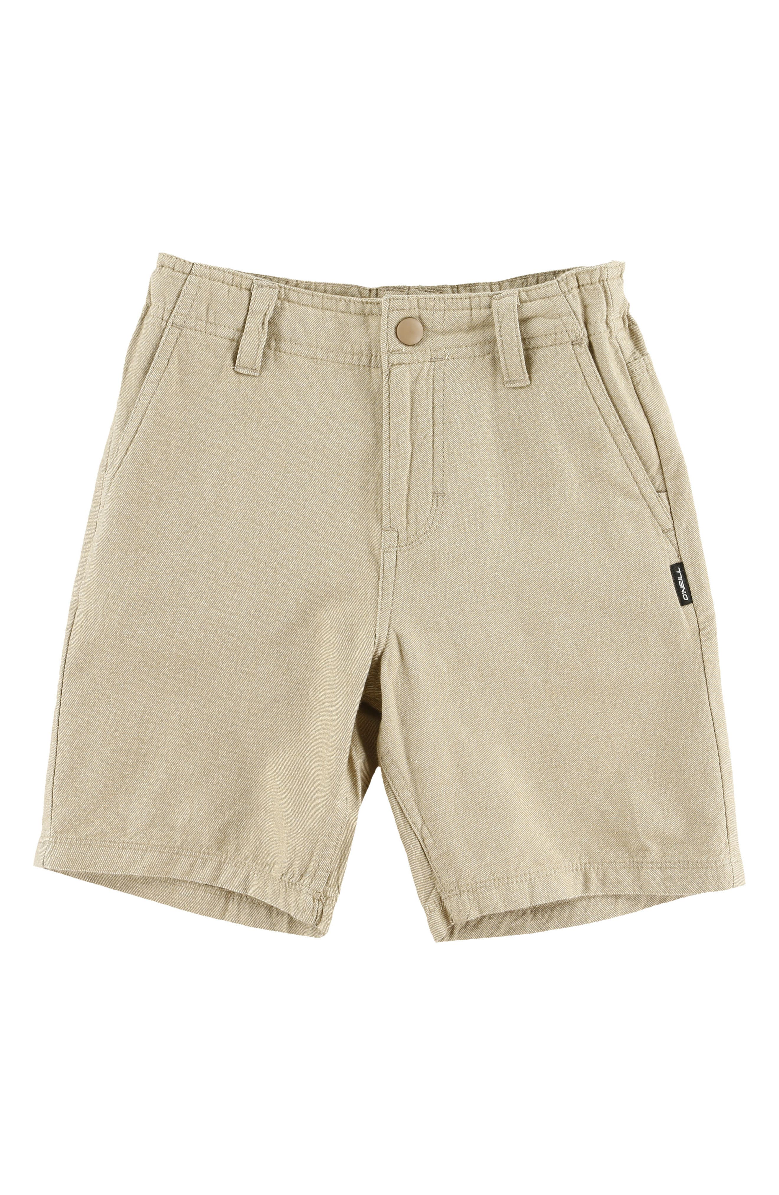 O'Neill Scranton Chino Shorts (Toddler Boys)