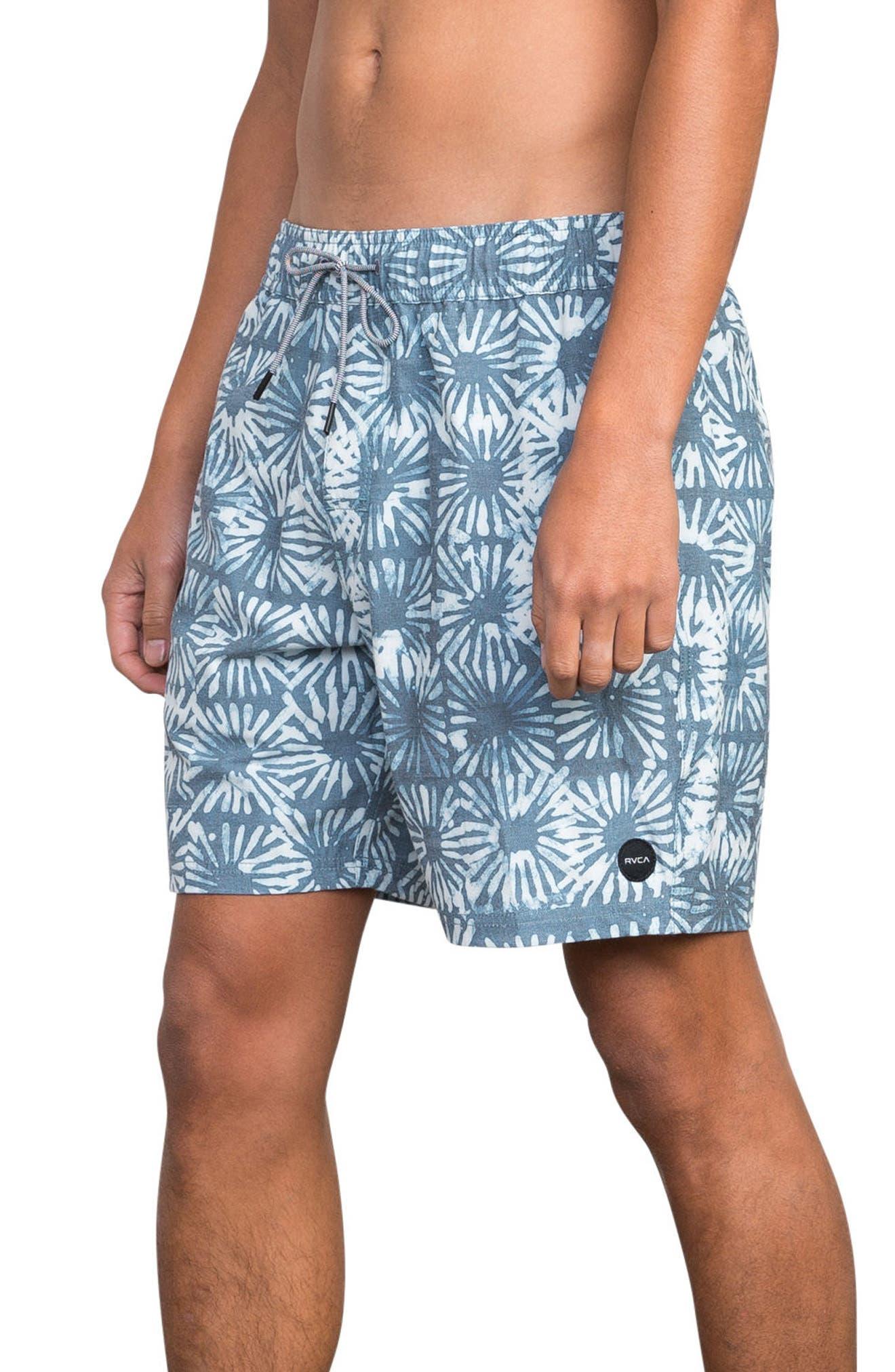 Duh Loris Board Shorts,                             Alternate thumbnail 3, color,                             Classic Indigo