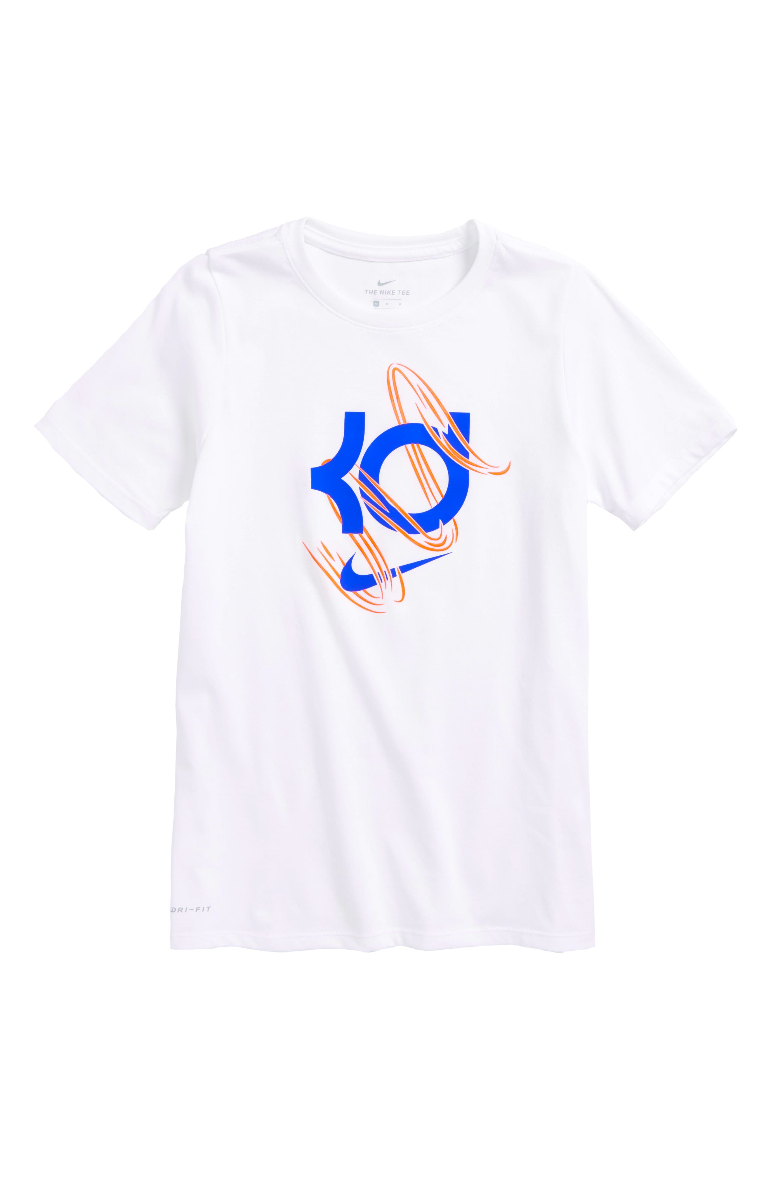 Nike Dry Logo T-Shirt (Little Boys & Big Boys)