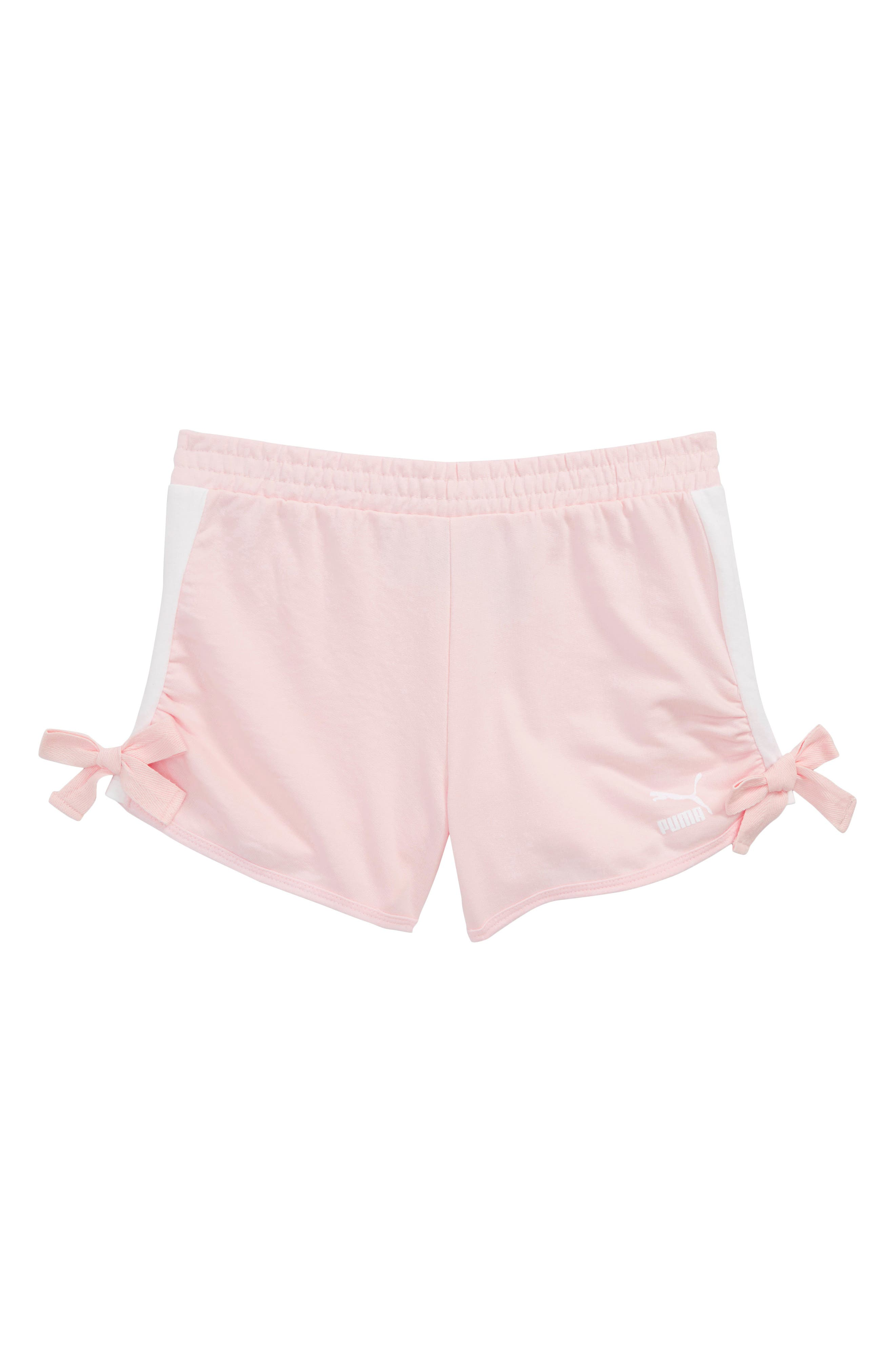 Bow Shorts,                         Main,                         color, Pearl