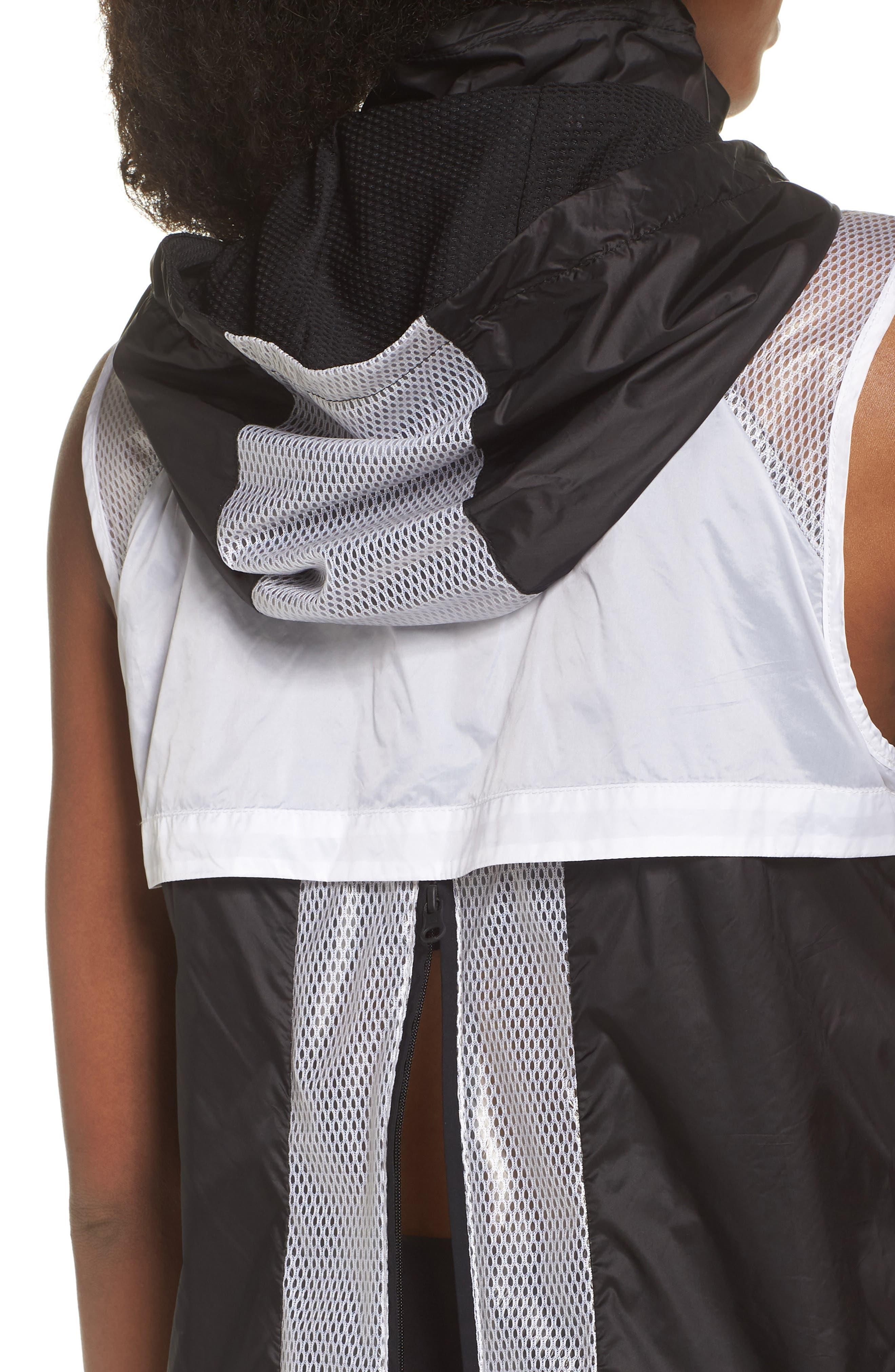 Moonlight Vest,                             Alternate thumbnail 4, color,                             Black