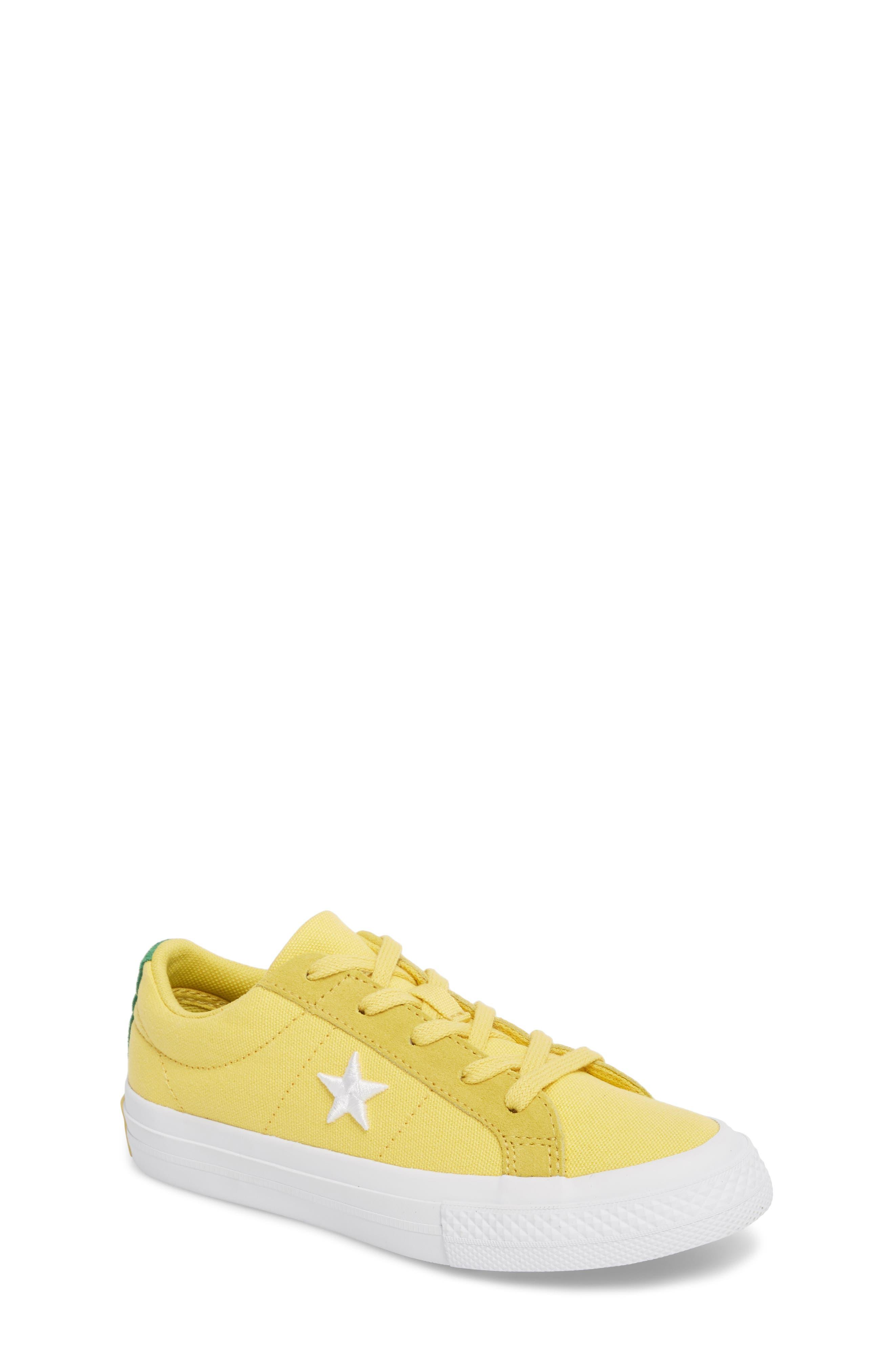Converse One Star Low-Top Sneaker (Baby, Walker, Toddler & Little Kid)