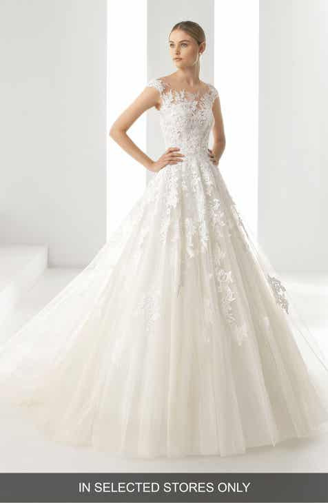 Ball Gown Wedding Dresses & Bridal Gowns | Nordstrom