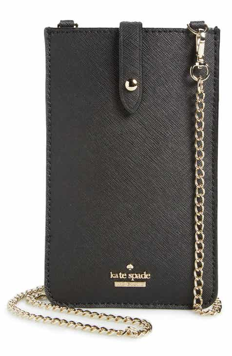 d6d785d5ae2 kate spade new york leather iPhone crossbody bag