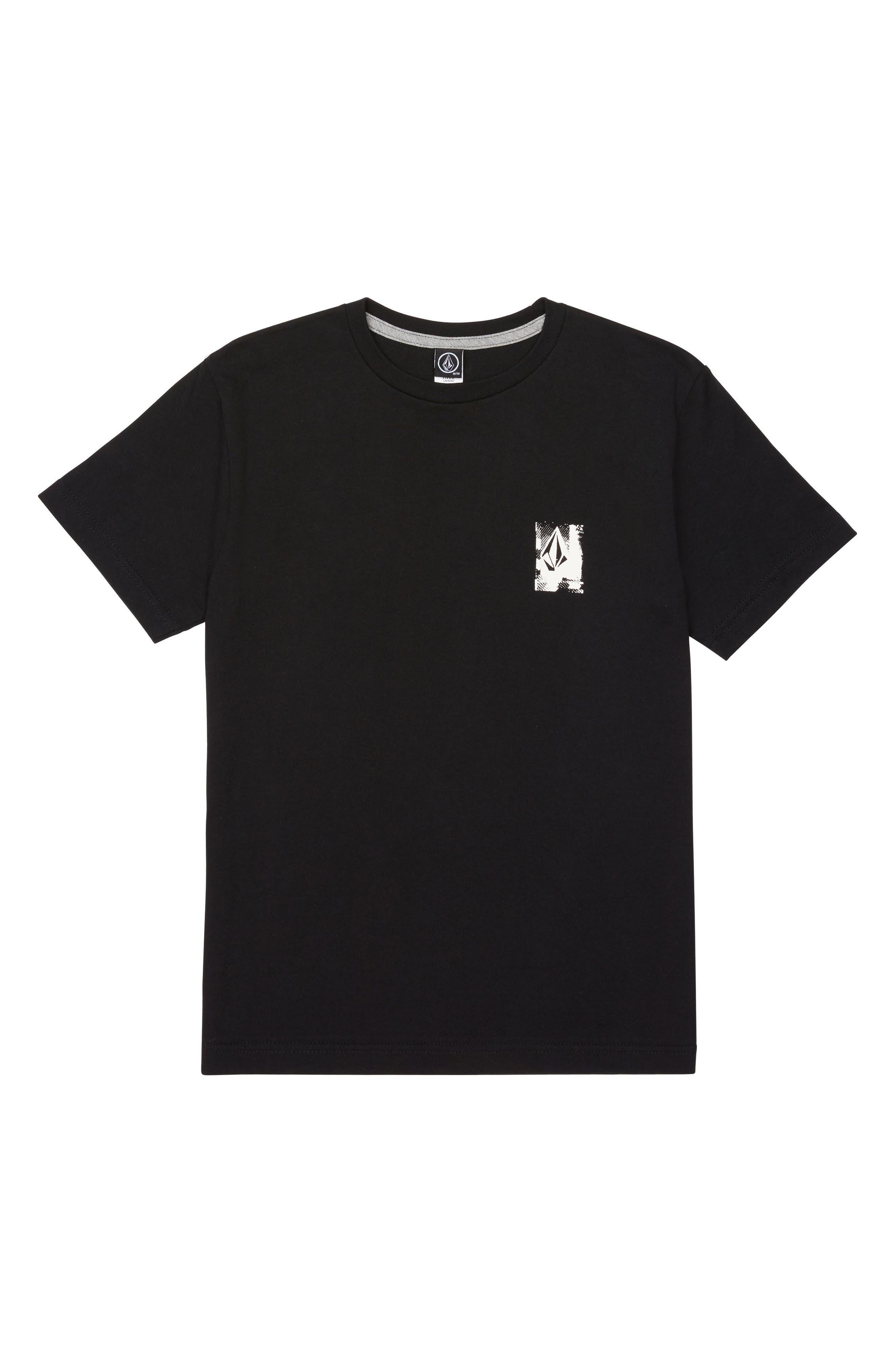 Volcom Lifer Graphic T-Shirt (Big Boys)