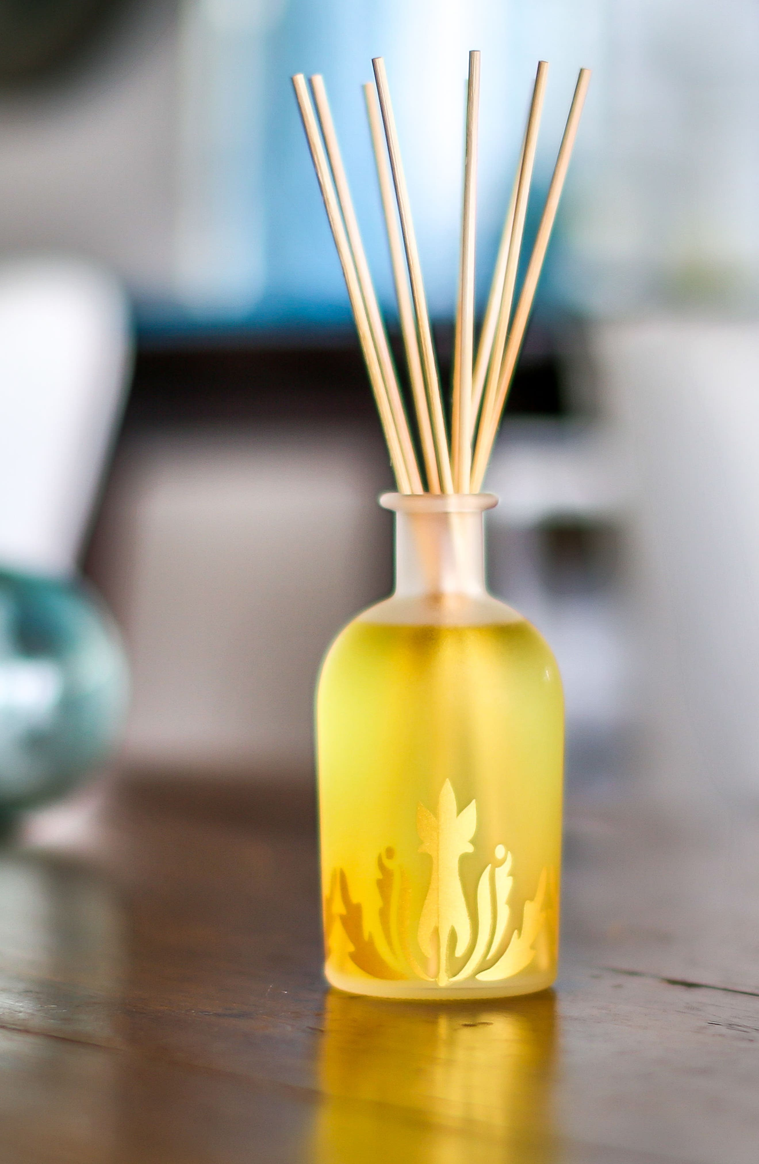 Island Ambience<sup>™</sup> Plumeria Reed Diffuser,                             Alternate thumbnail 4, color,                             No Color
