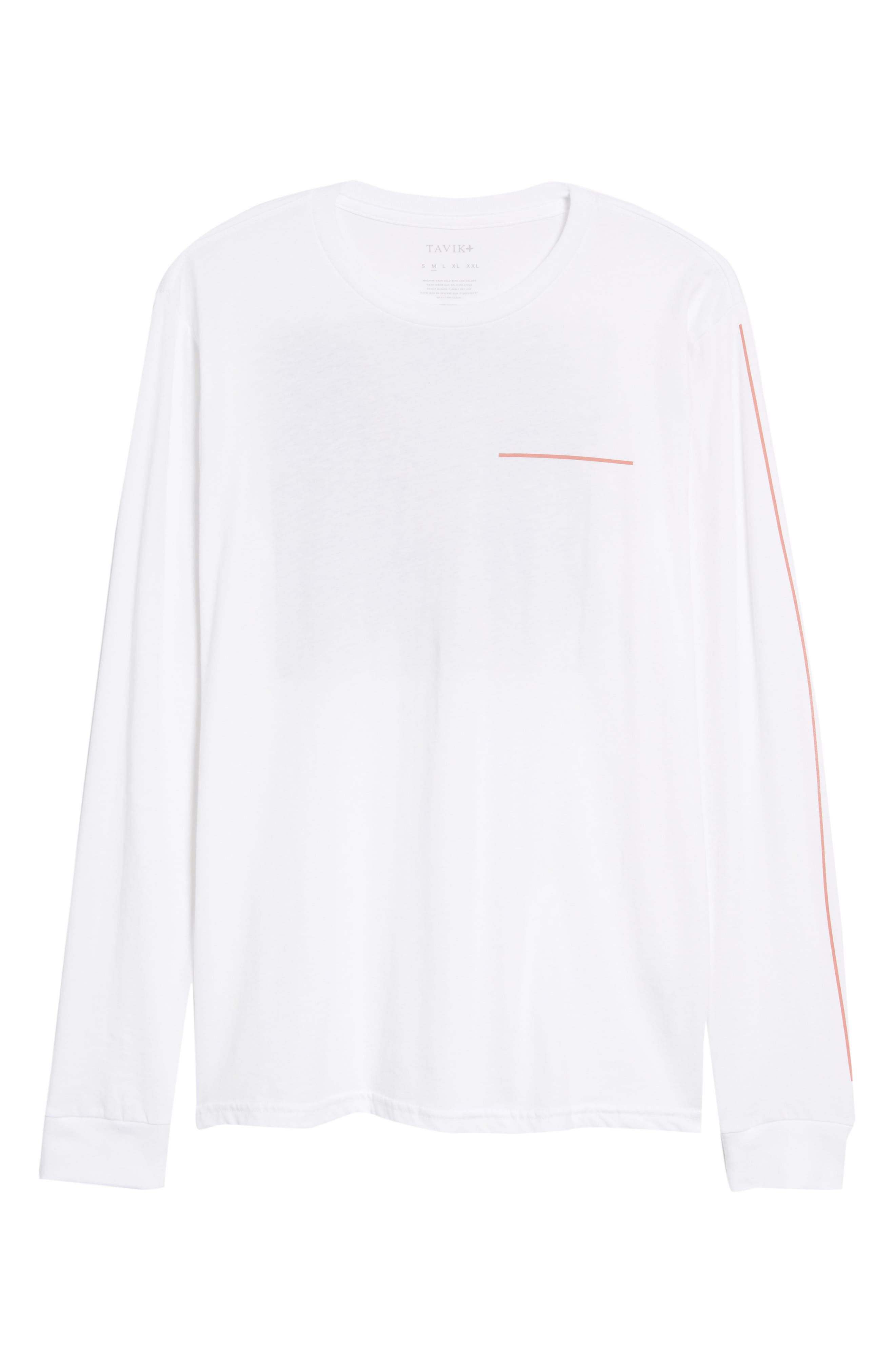 Soto Graphic T-Shirt,                             Alternate thumbnail 6, color,                             White
