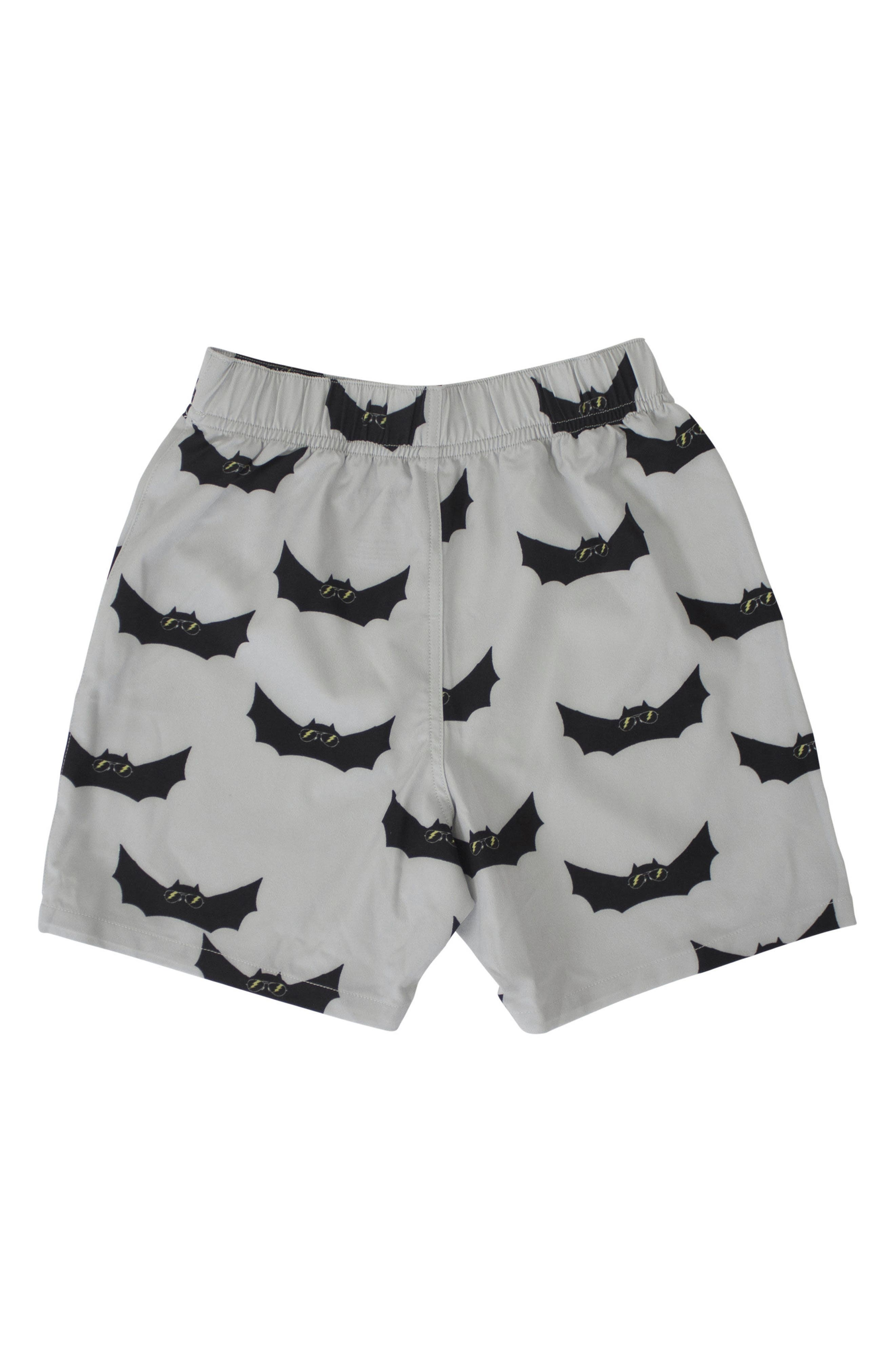 Tiny Tribe Electric Bat Board Shorts (Toddler Boys & Little Boys)
