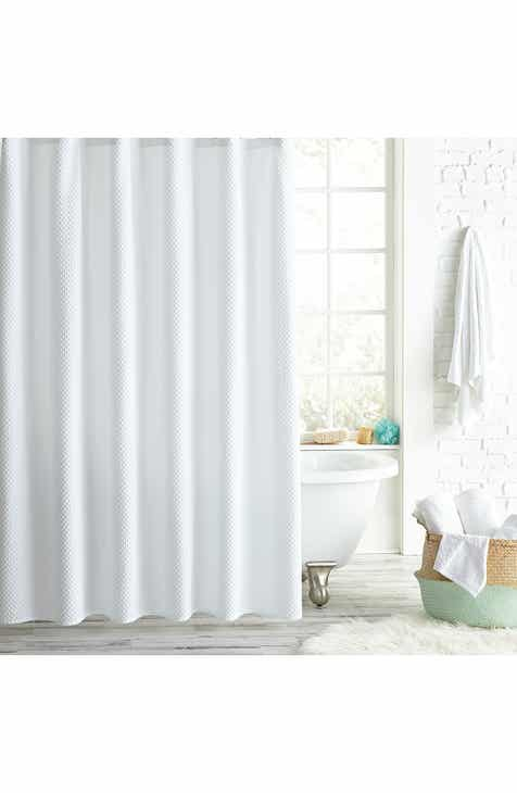 Peri Home Pebble Microsculpt Shower Curtain