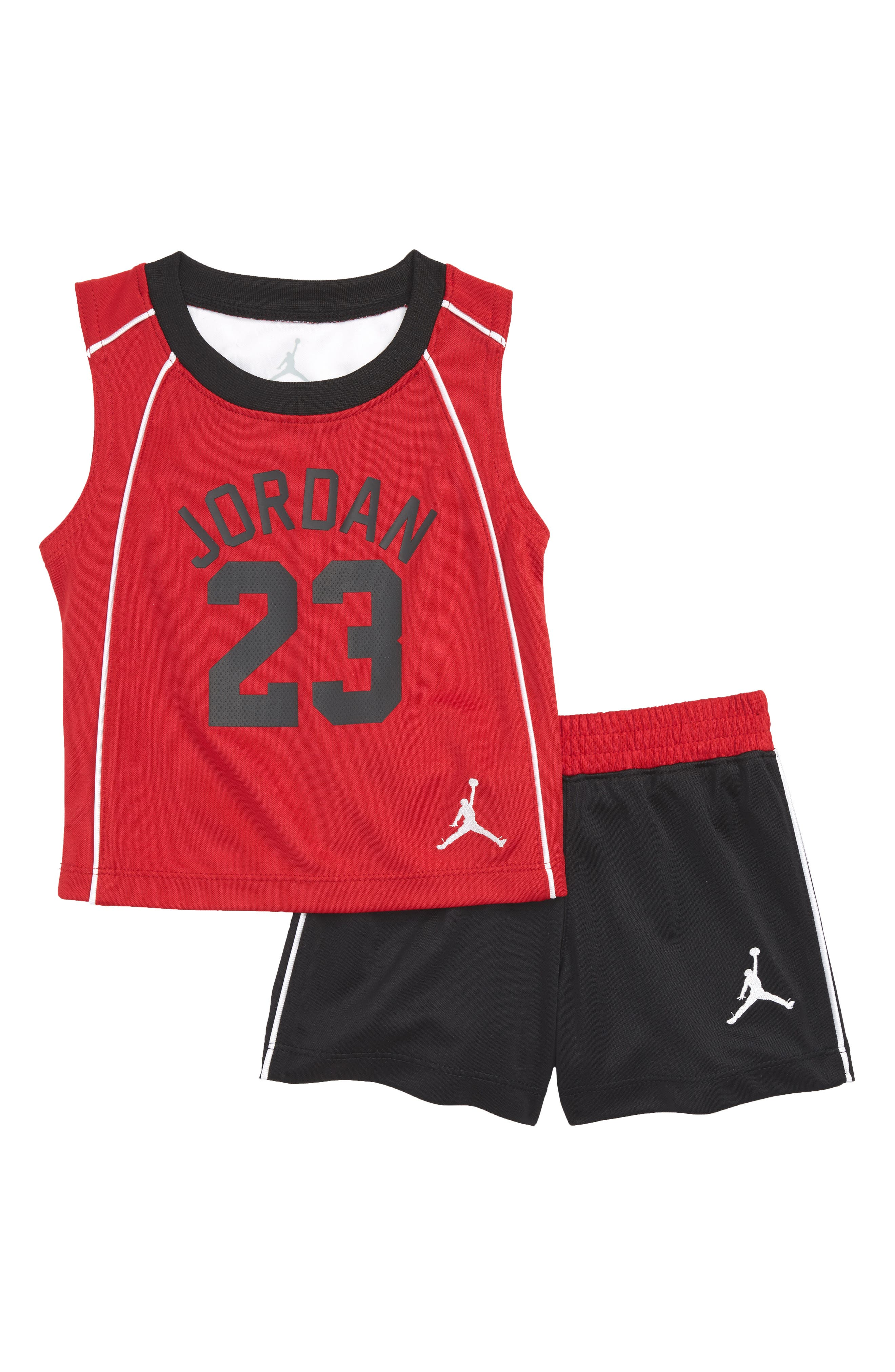 Jordan AJ23 Tank & Shorts Set (Baby Boys)