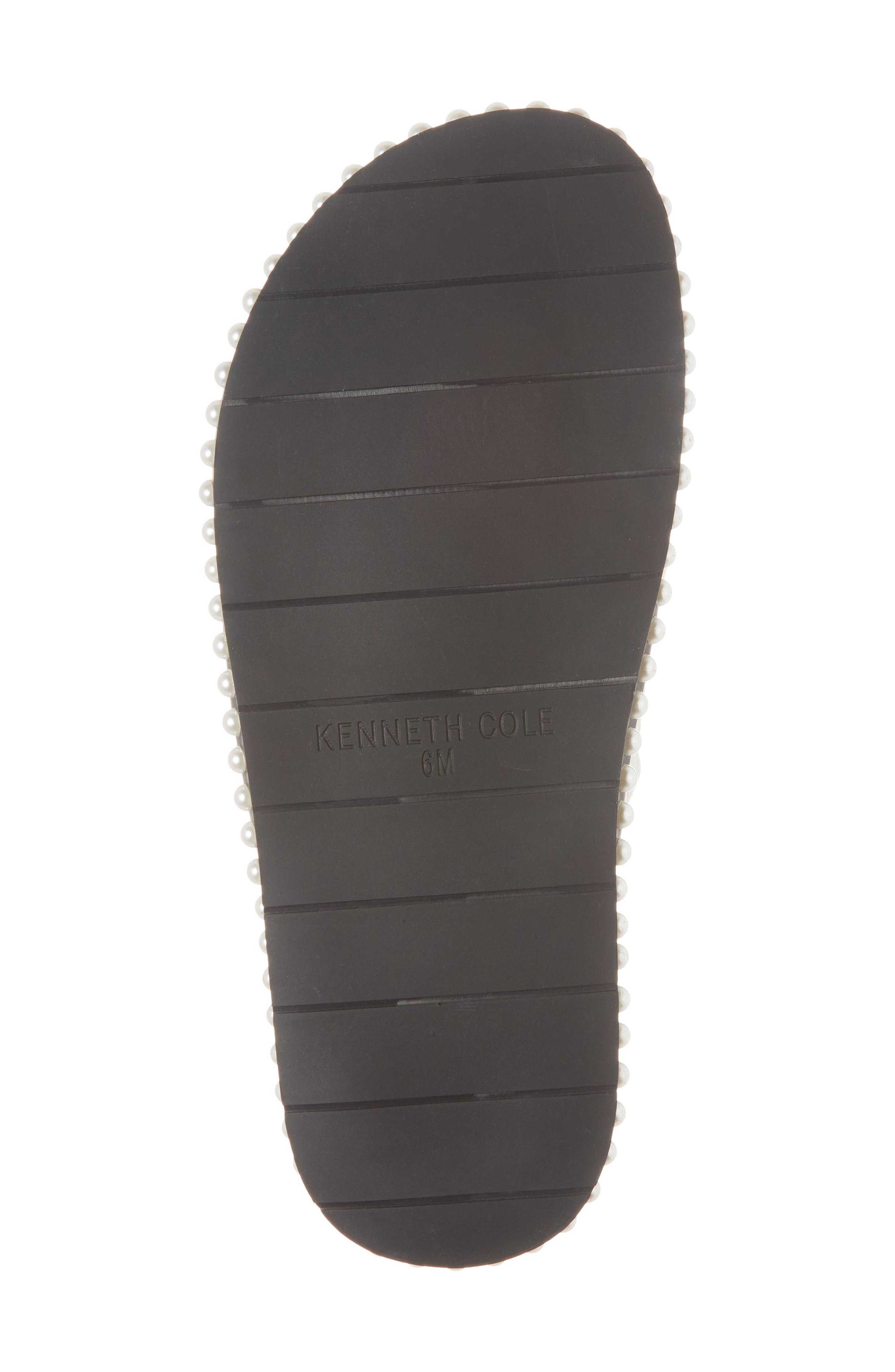 Xiomana Slide Sandal,                             Alternate thumbnail 6, color,                             White Leather