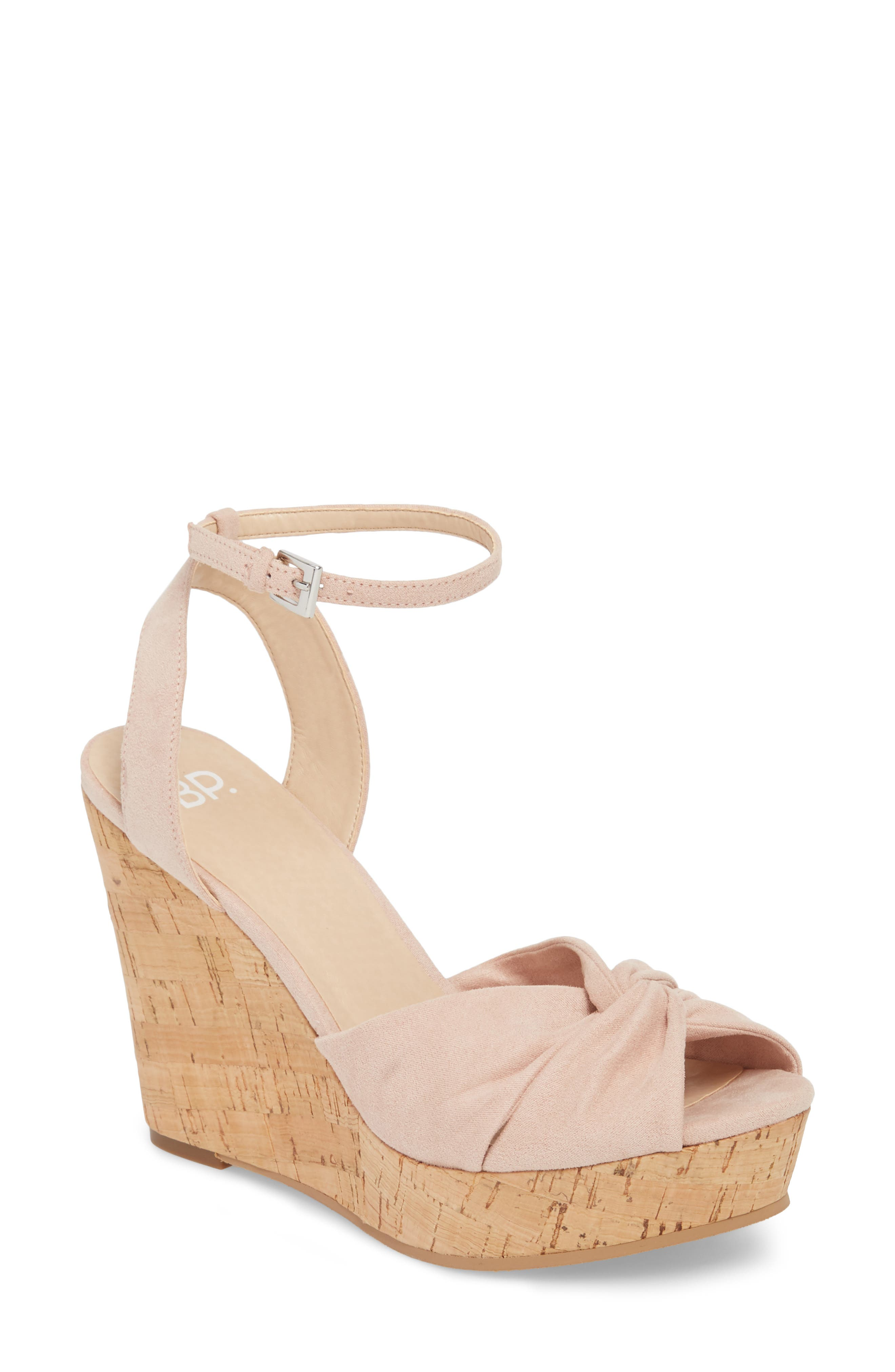 BP. Arya Platform Wedge Sandal (Women)