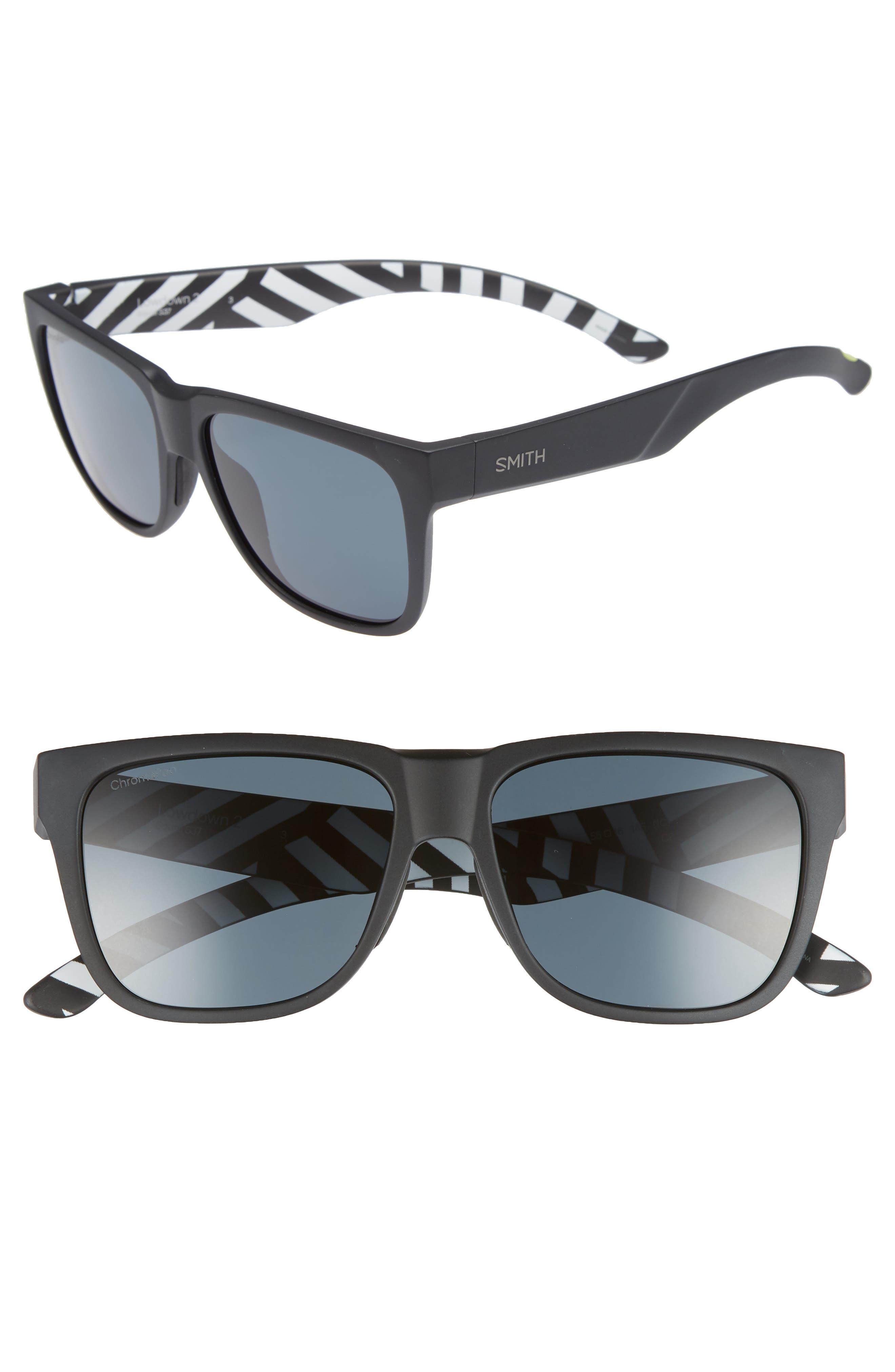 Smith Lowdown 2 55mm ChromaPop™ Sunglasses