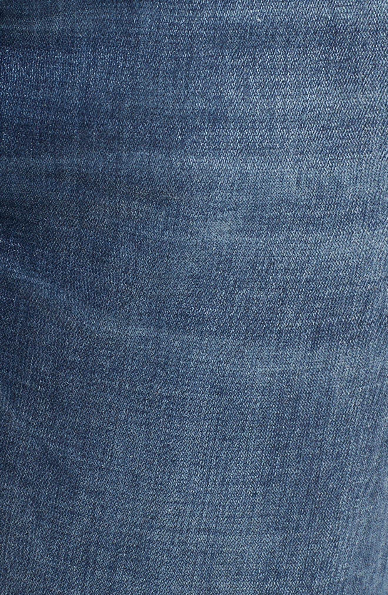 Geno Straight Leg Jeans,                             Alternate thumbnail 5, color,                             Suspect