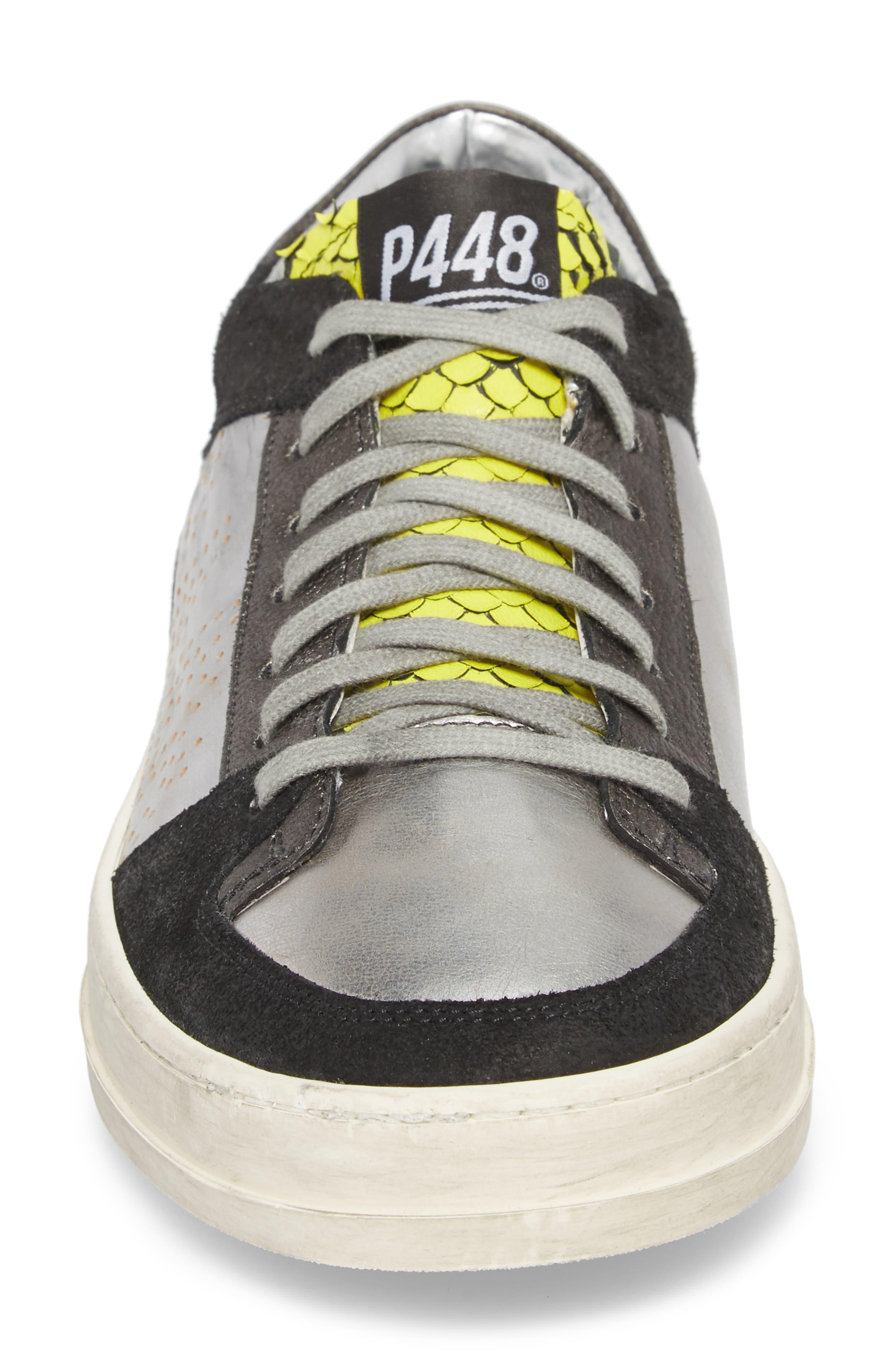 Alternate Image 4  - P448 Queens Mesh Low Top Sneaker (Men)