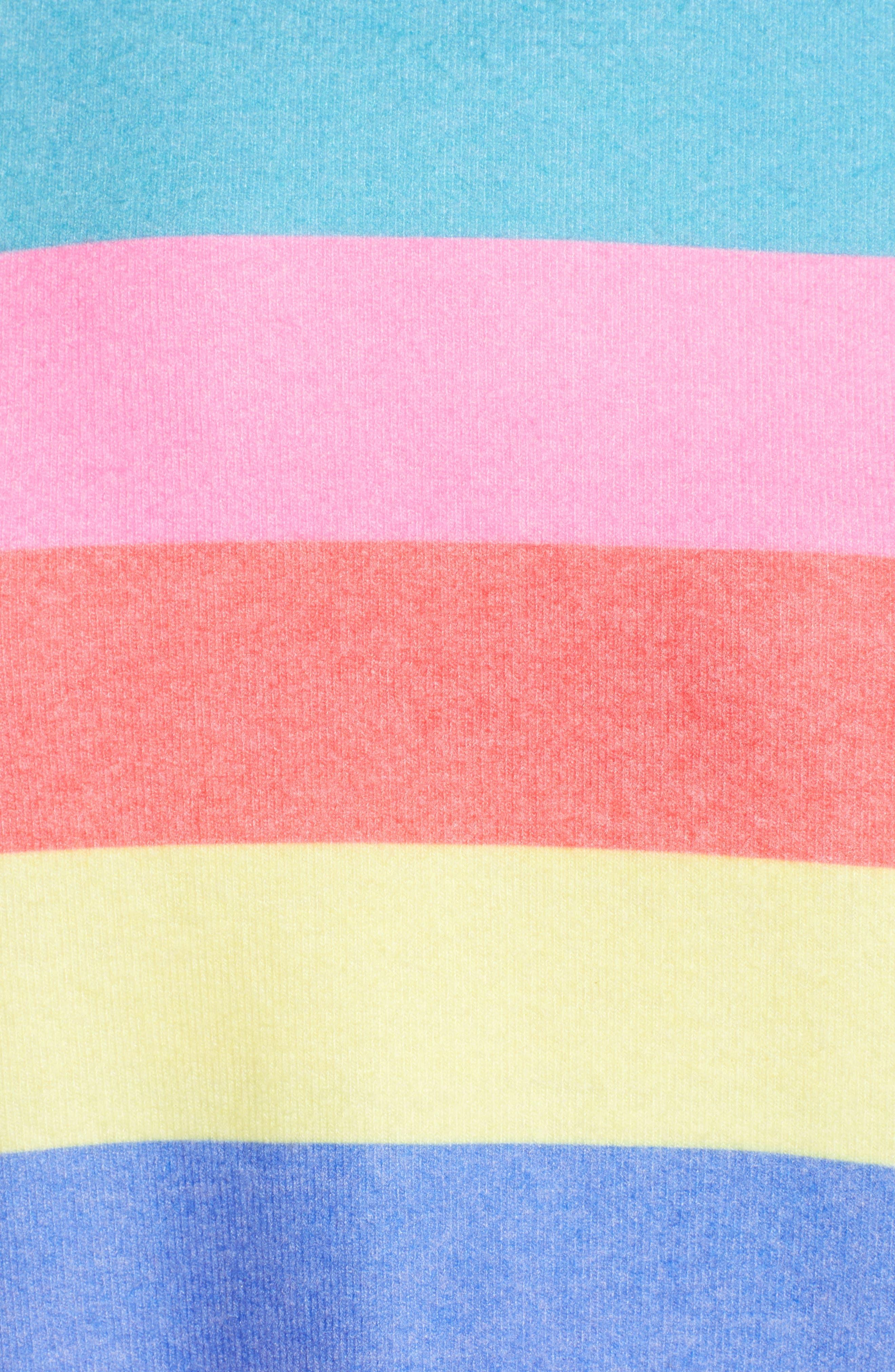 Castaway Roadtrip Sweatshirt,                             Alternate thumbnail 5, color,                             Multi Colored