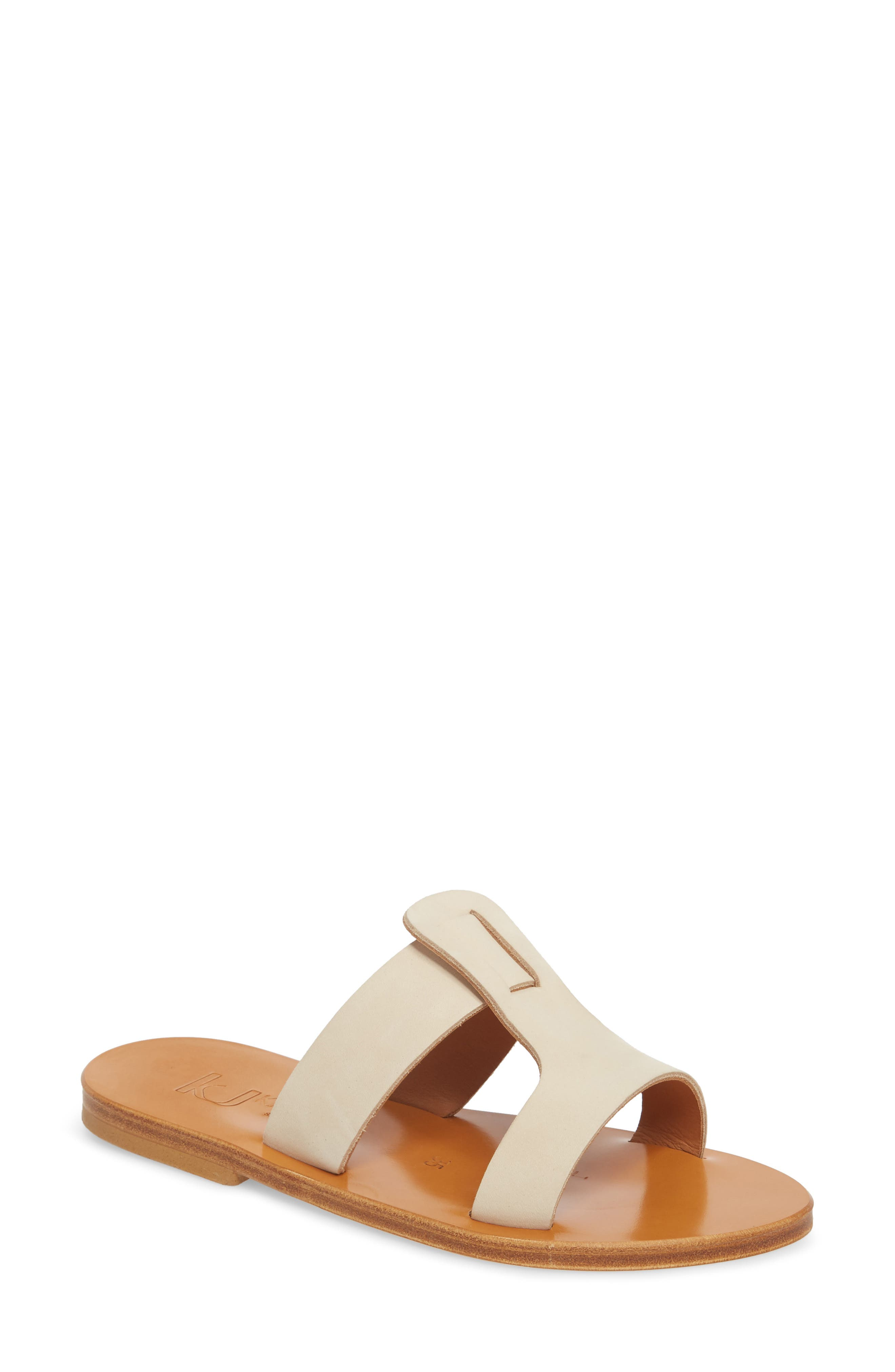 K. Jacques St. Tropez Slide Sandal (Women)