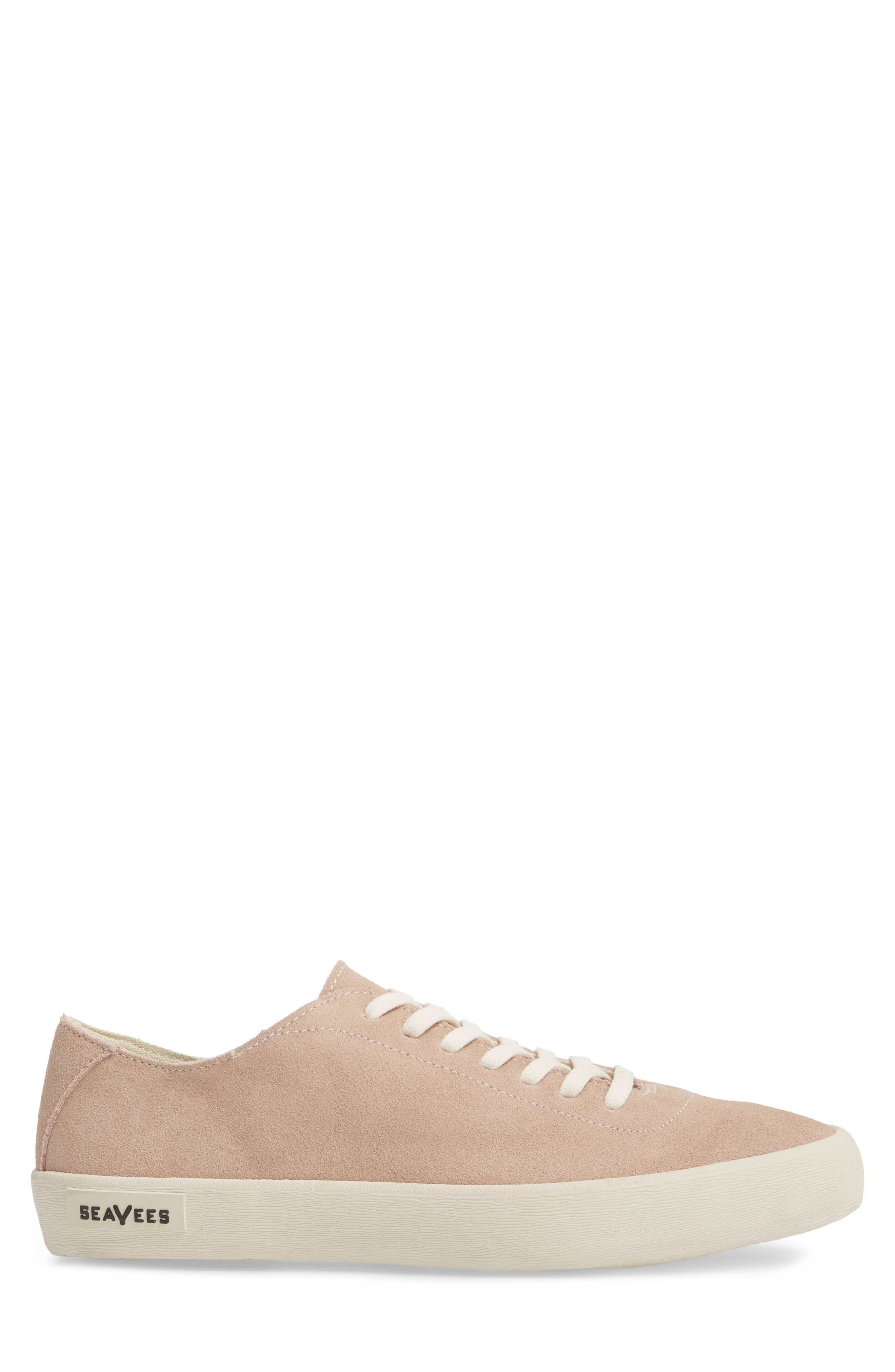 Racquet Club Sneaker,                             Alternate thumbnail 3, color,                             Rose Pink