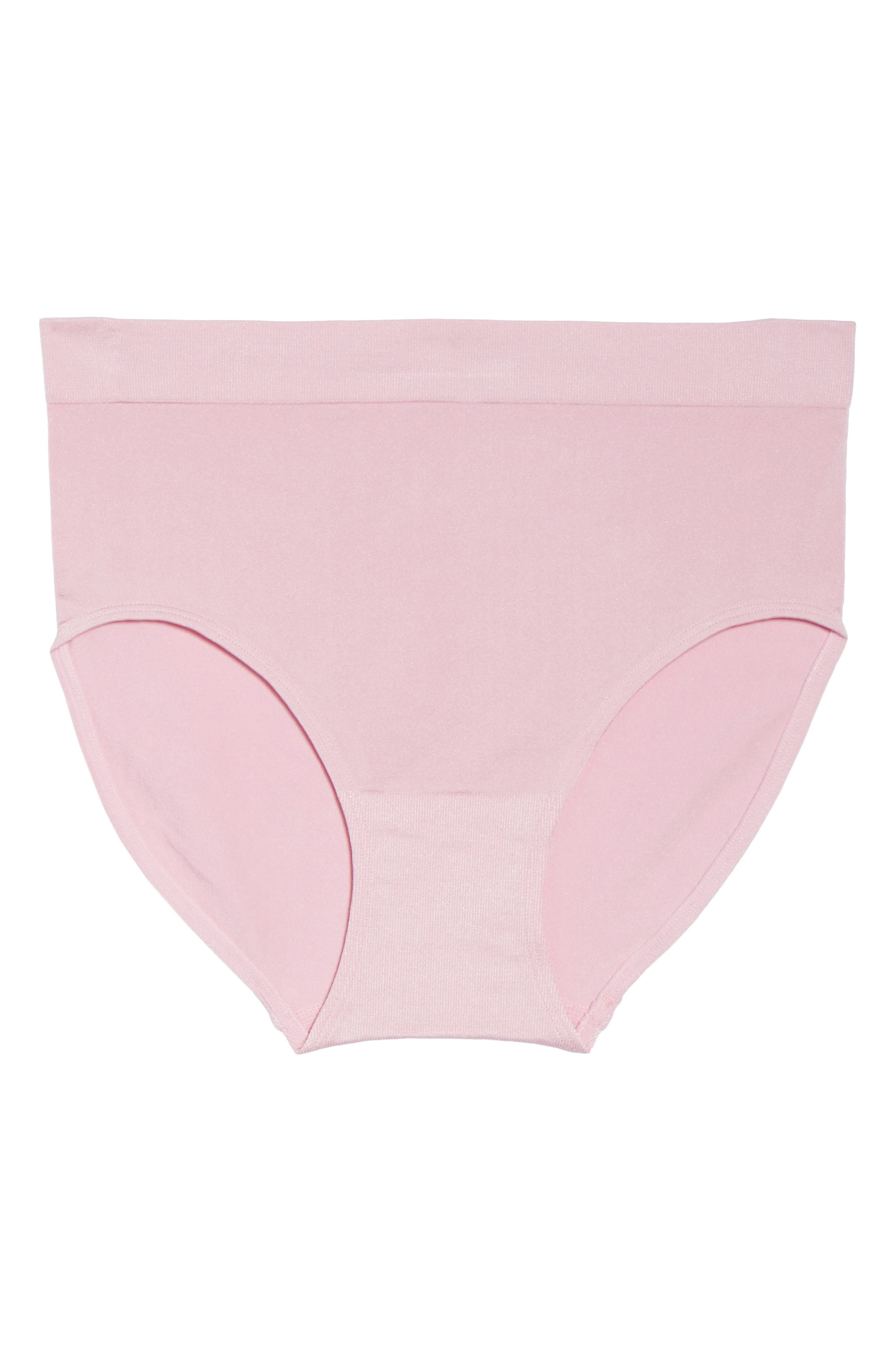 B Smooth Briefs,                             Alternate thumbnail 9, color,                             Cameo Pink