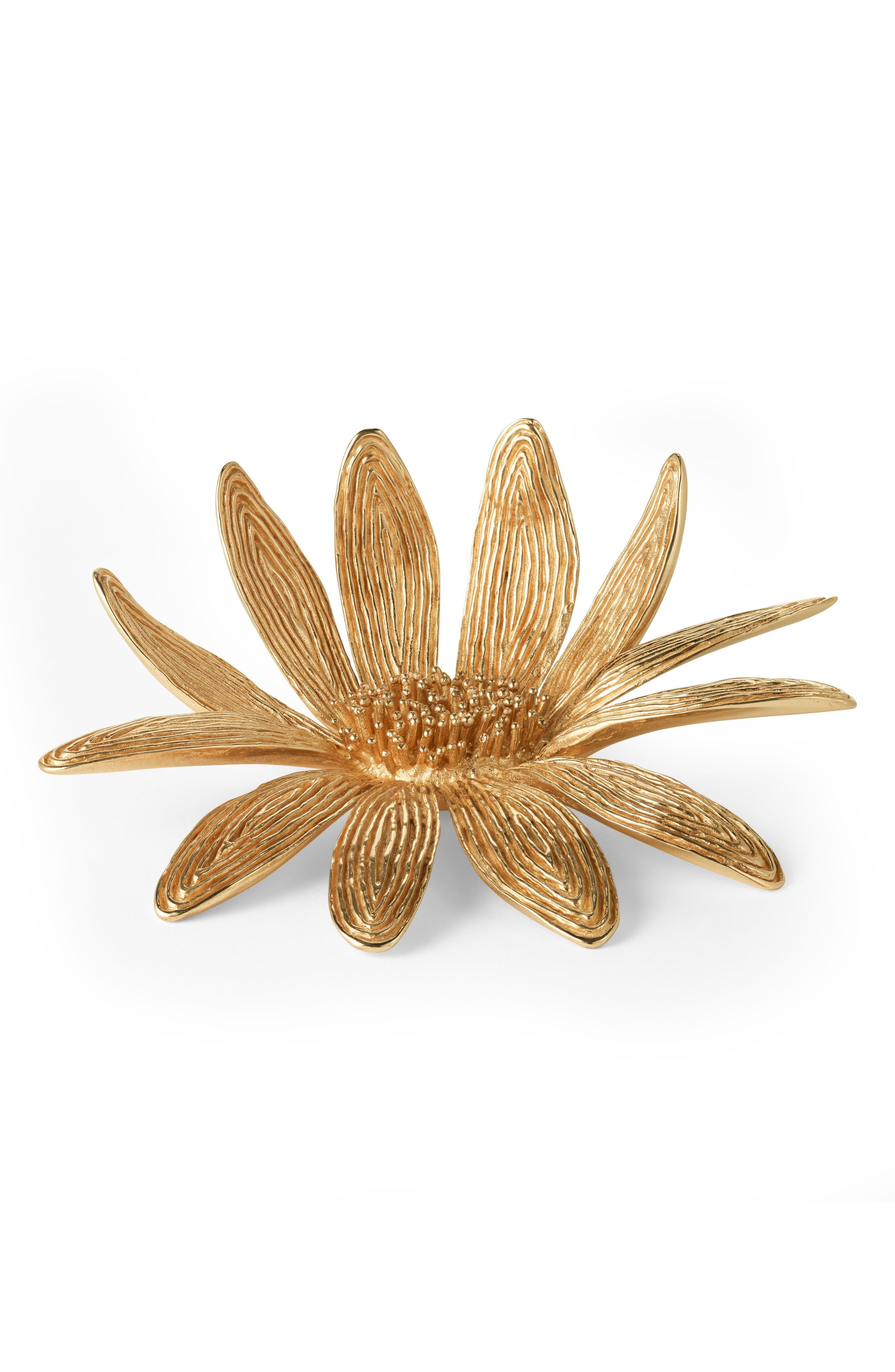 Marguerite Flower,                             Main thumbnail 1, color,                             Gold