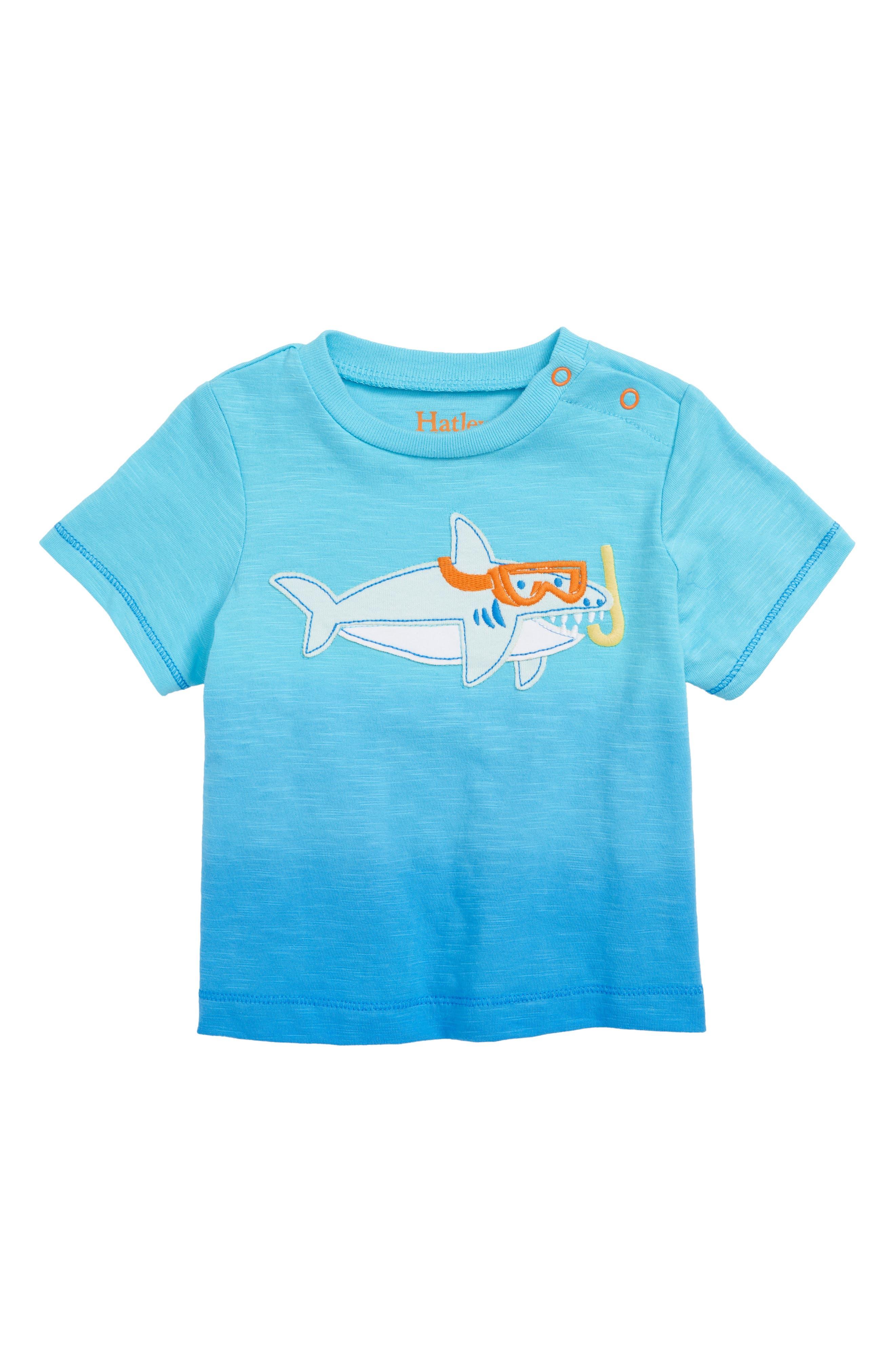 Graphic T-Shirt,                             Main thumbnail 1, color,                             Snorkeling Laughs