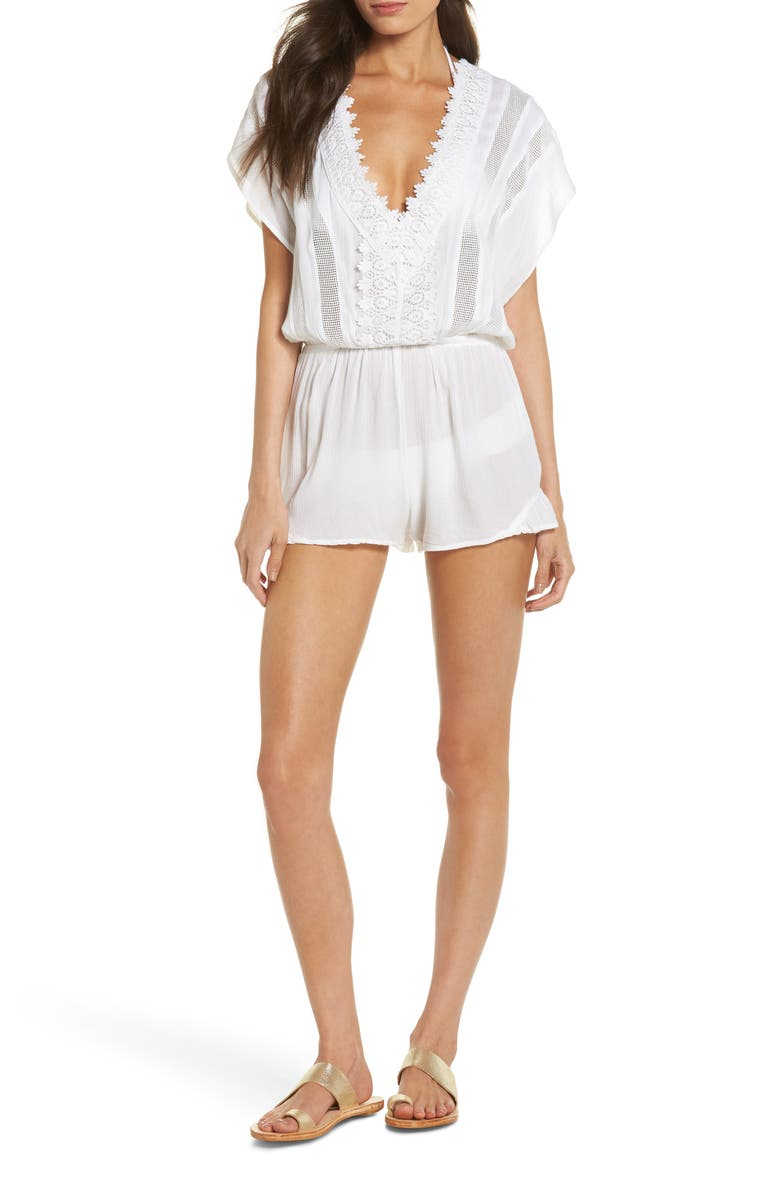 Shay Romper Cover-Up