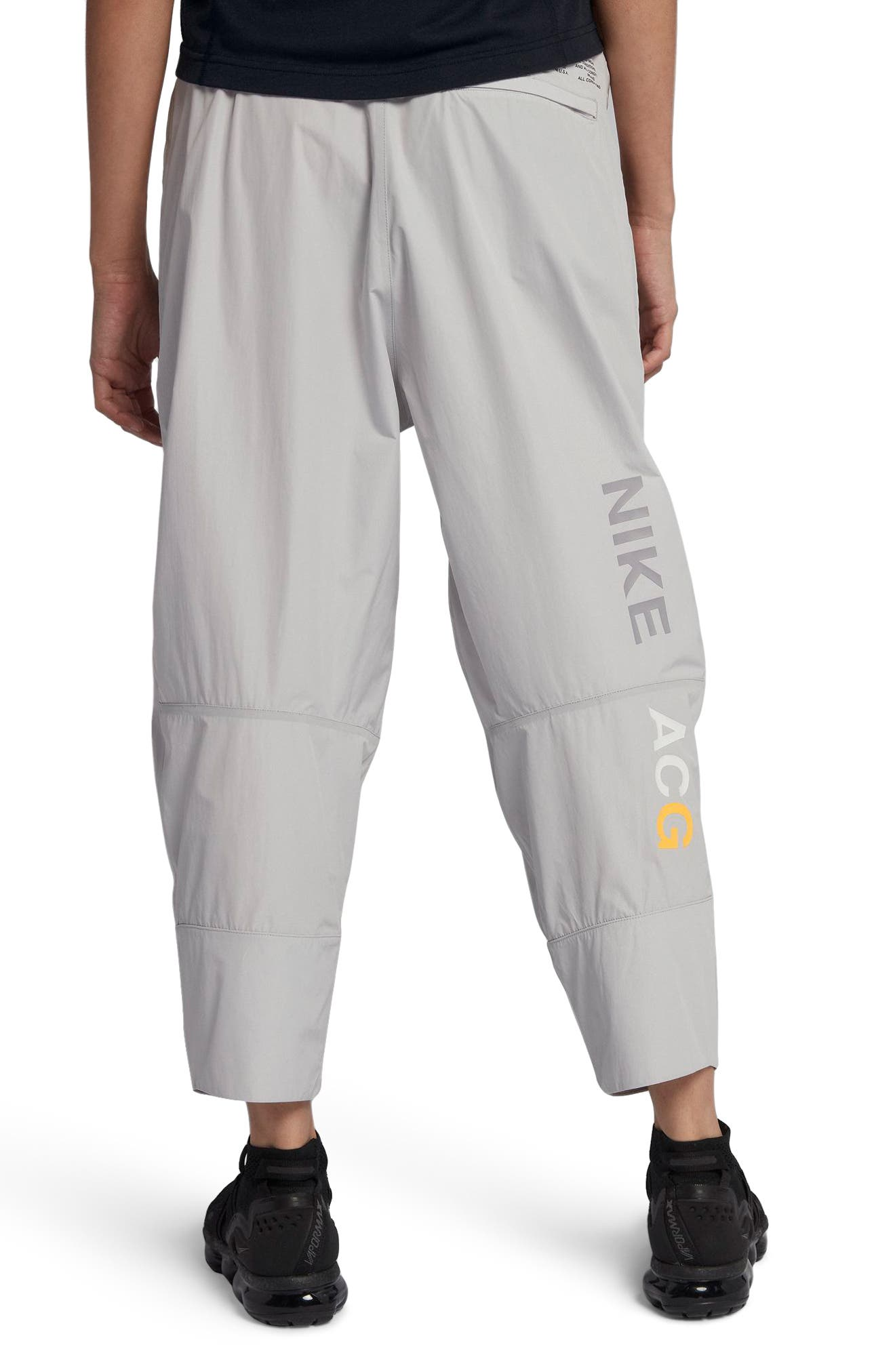 NikeLab ACG Women's Cargo Pants,                             Alternate thumbnail 2, color,                             Vast Grey