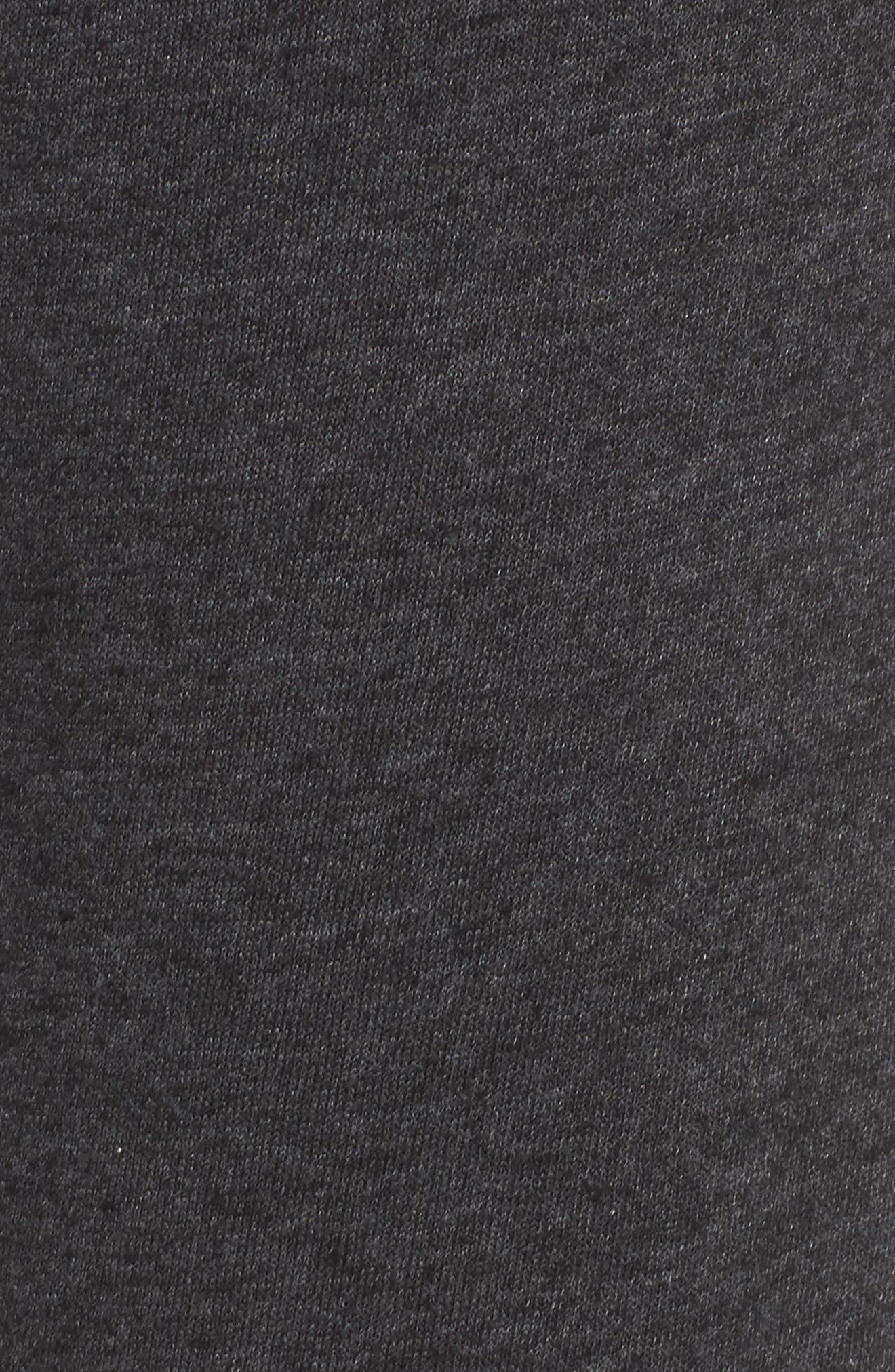 Grateful Perfect Knit Pants,                             Alternate thumbnail 3, color,                             Vntg Black