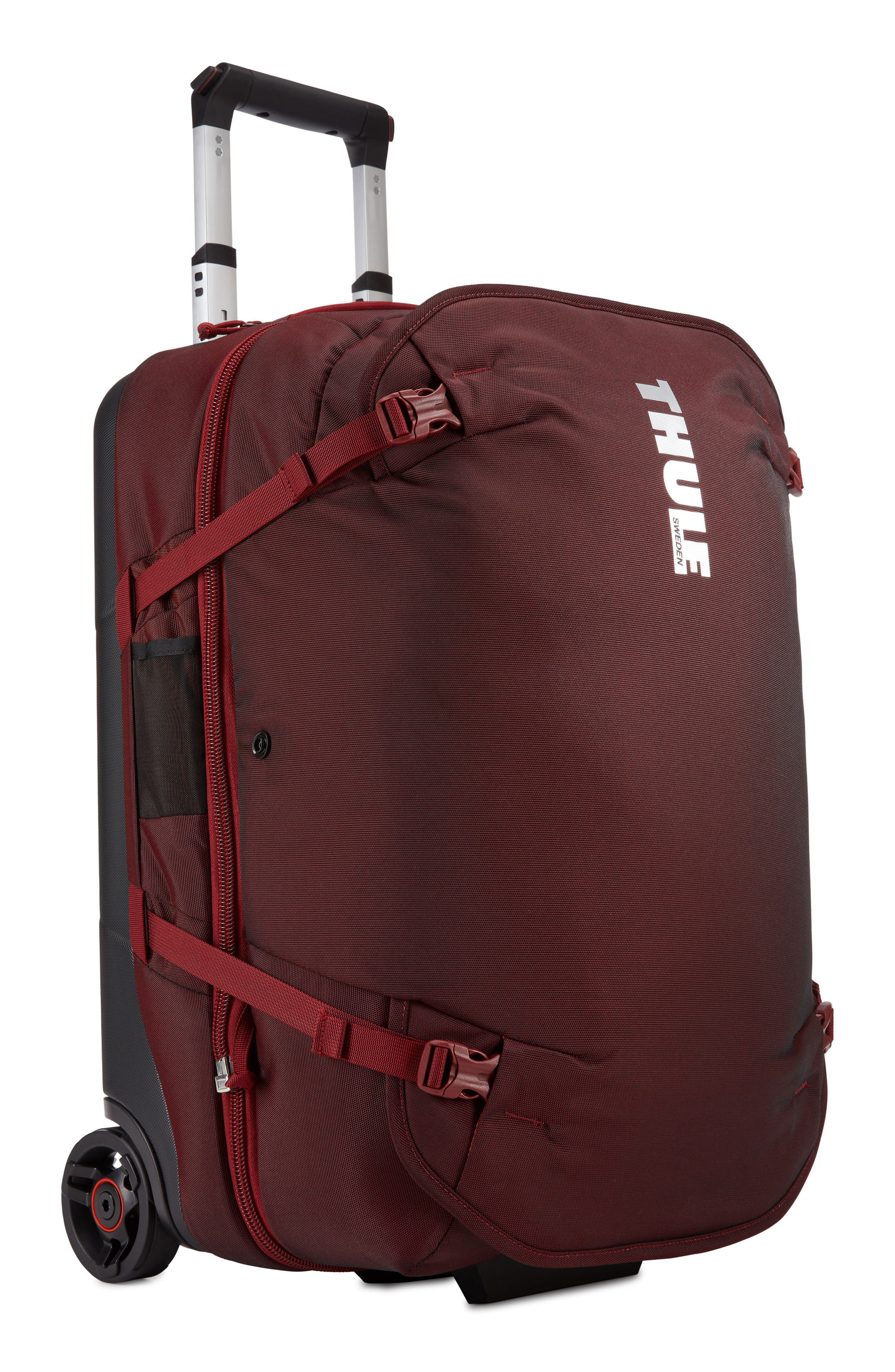 Subterra 22-Inch Rolling Case,                             Main thumbnail 1, color,                             Ember