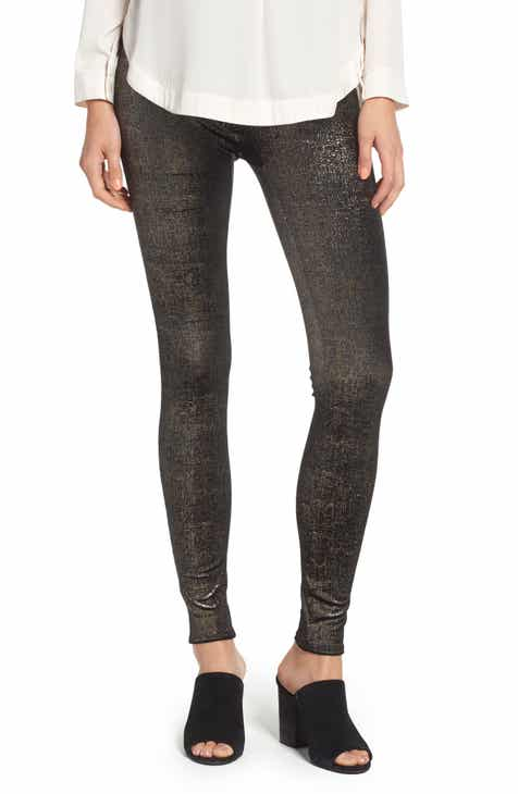 SPANX® Velvet Shine Leggings by SPANX