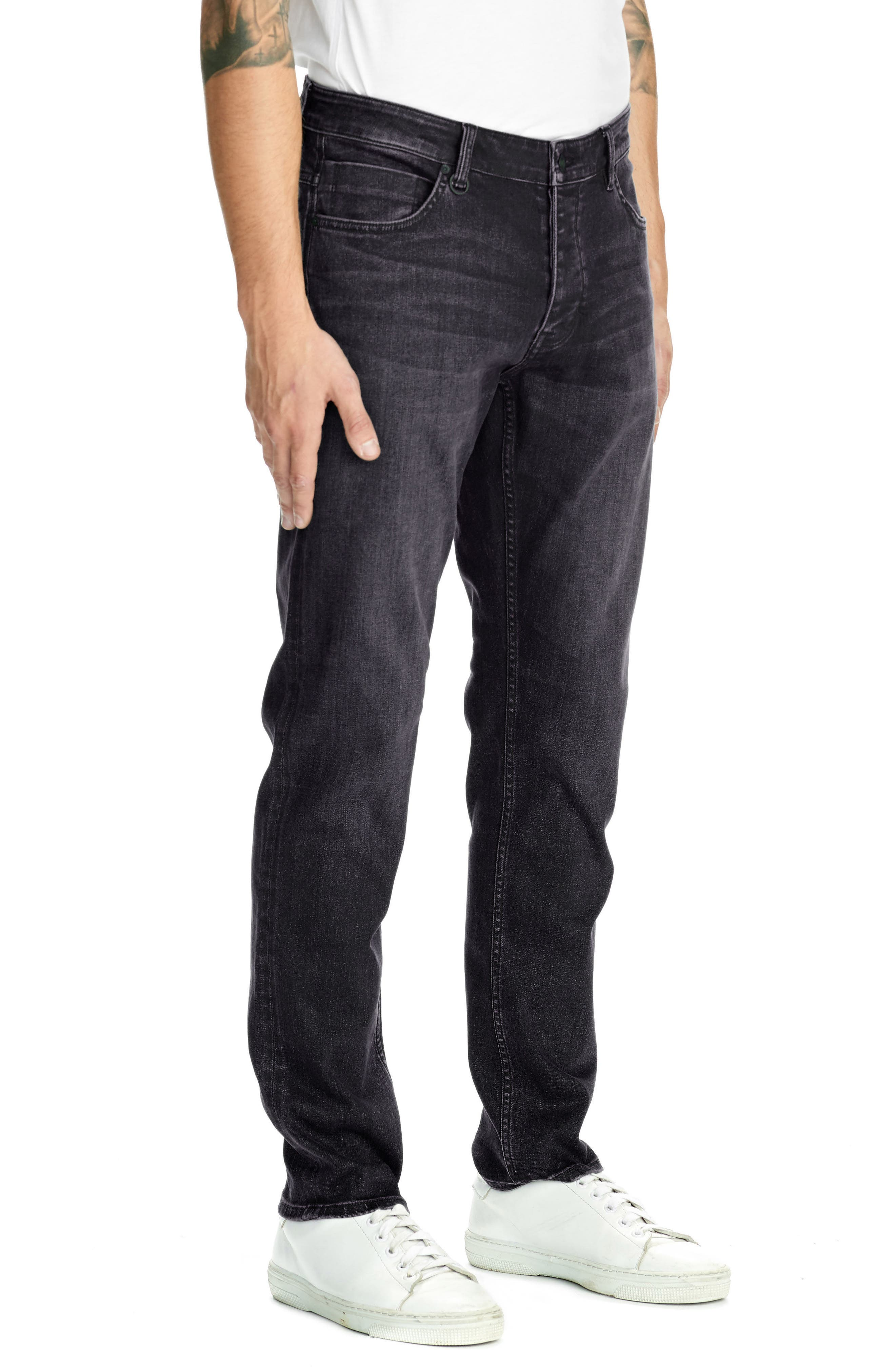 Lou Slim Fit Jeans,                             Alternate thumbnail 3, color,                             Sthlm Modern