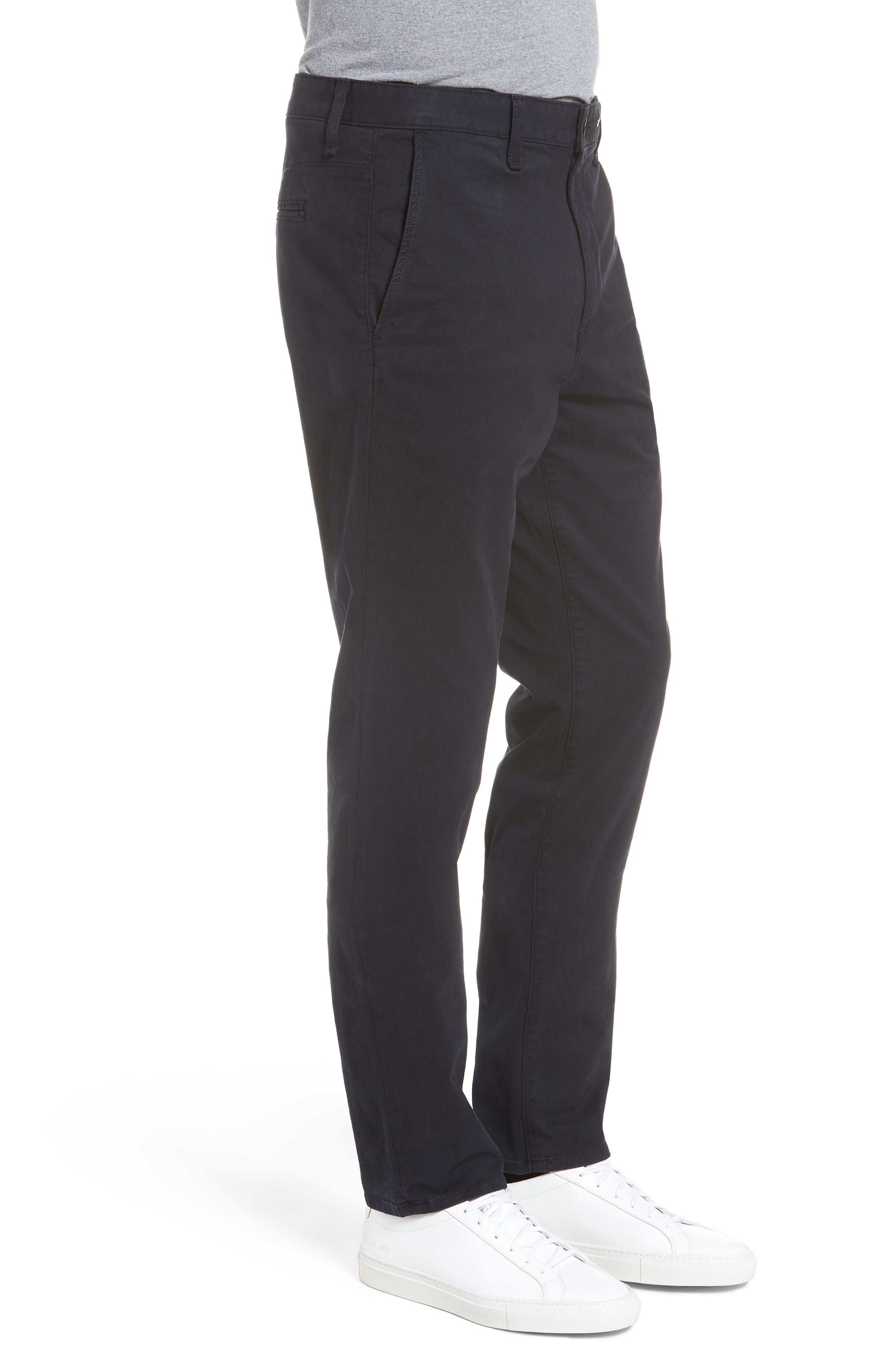 Fit 3 Classic Chino,                             Alternate thumbnail 3, color,                             Navy