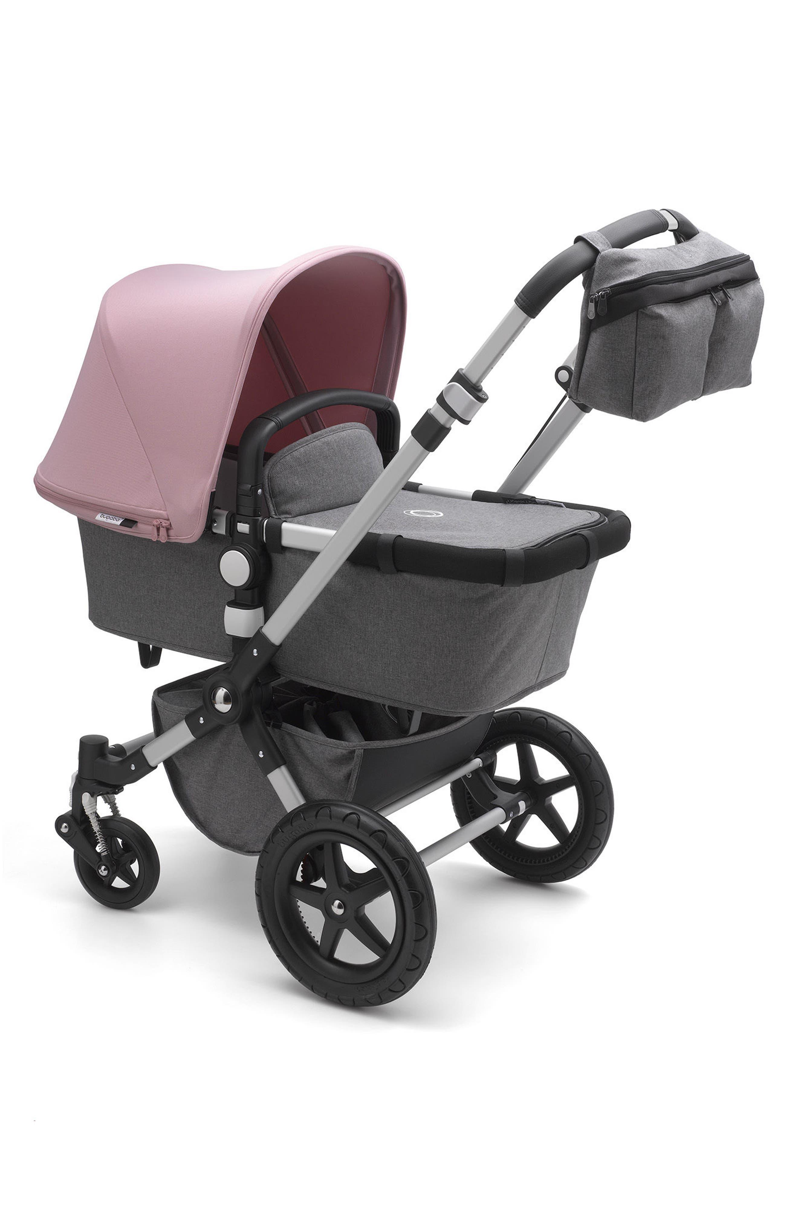 Cameleon³ Fresh Collection Stroller,                             Alternate thumbnail 4, color,                             Soft Pink