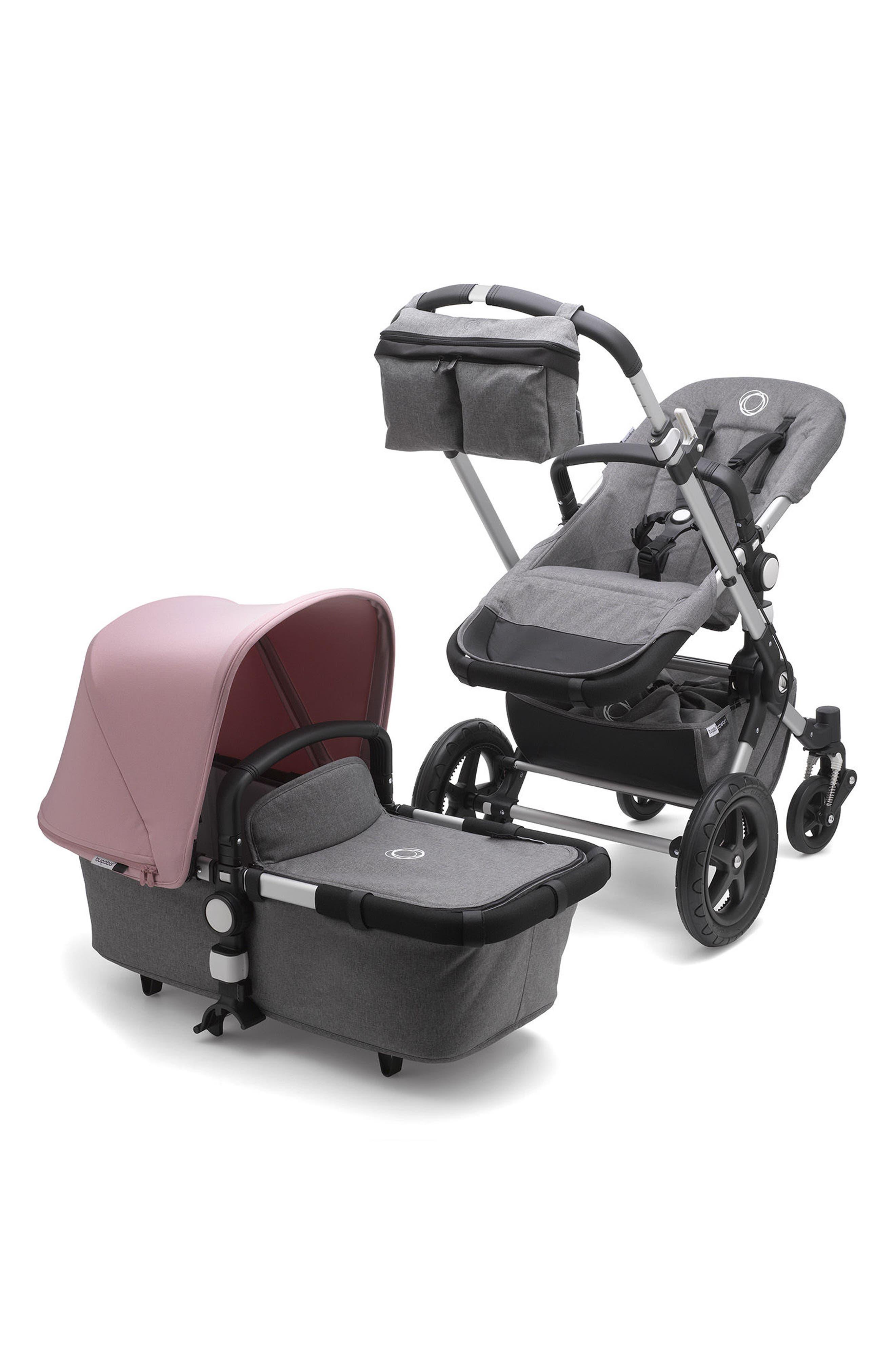 Cameleon³ Fresh Collection Stroller,                             Alternate thumbnail 2, color,                             Soft Pink
