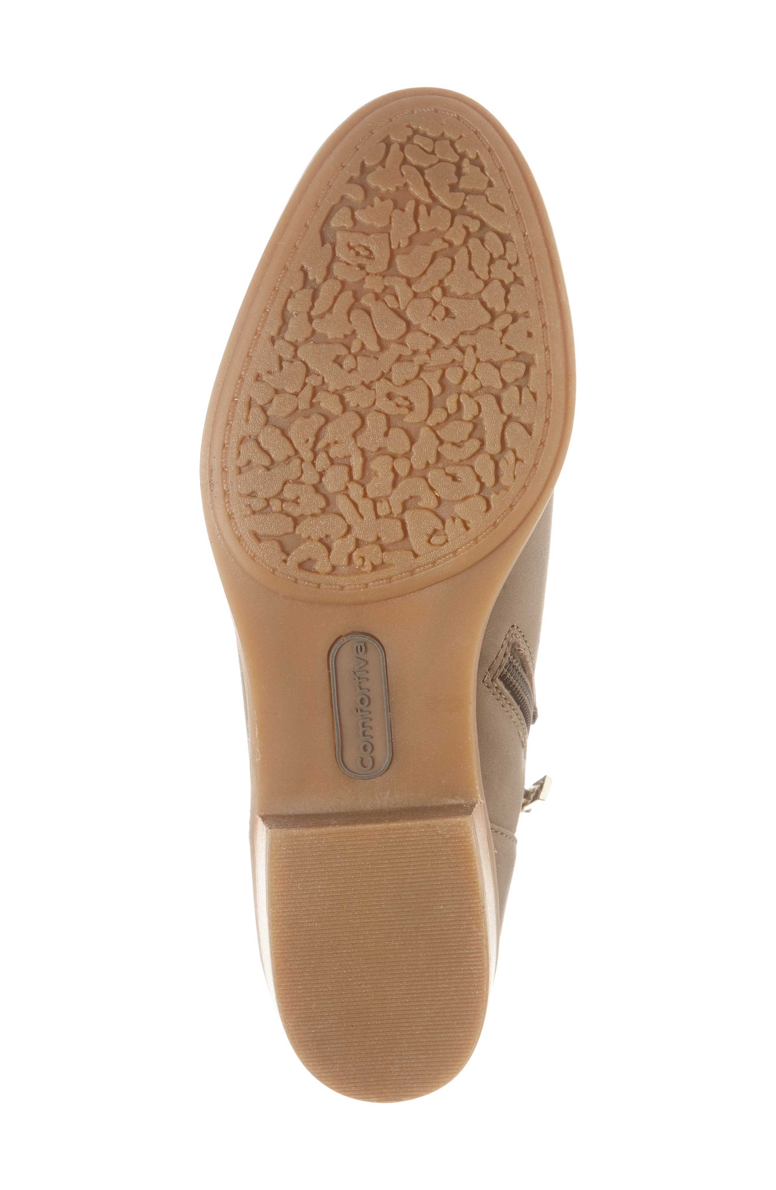 Caileen Bootie,                             Alternate thumbnail 6, color,                             Pale Olive