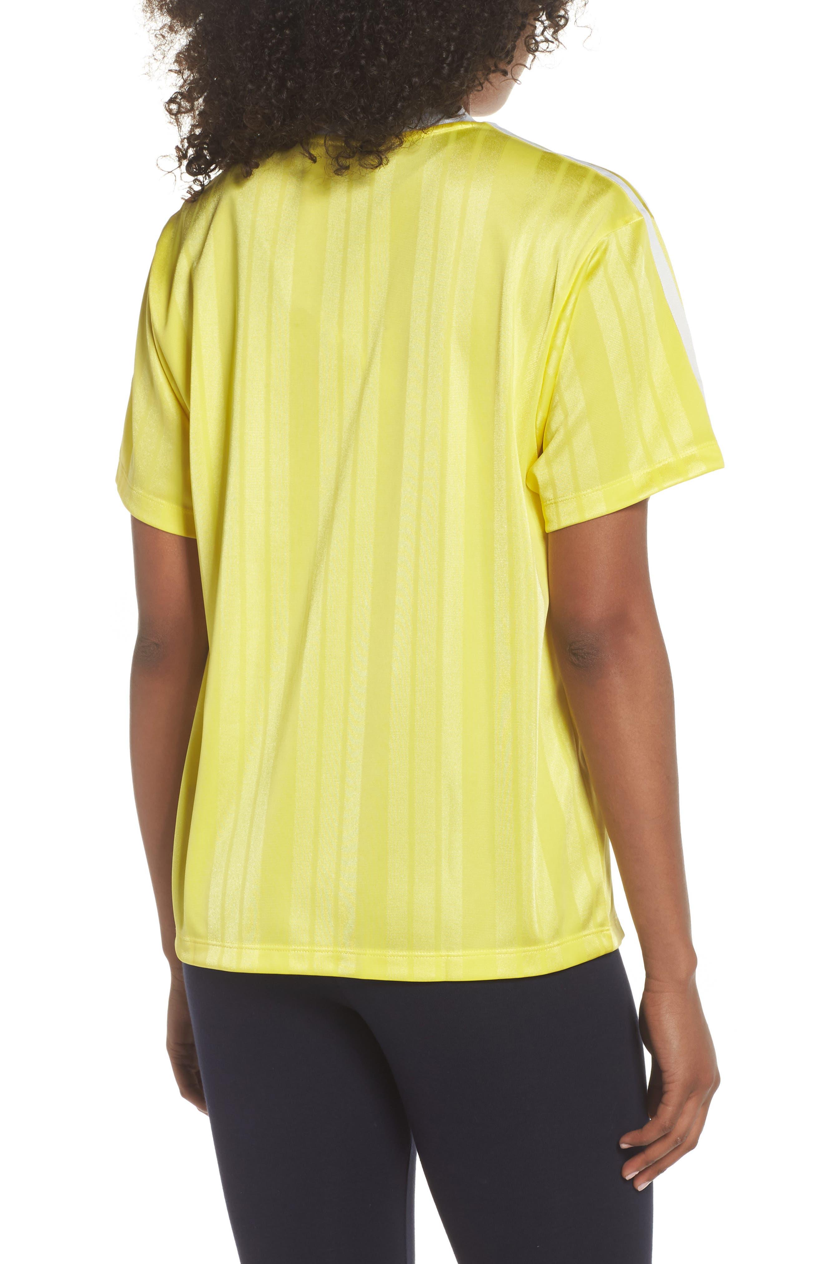 Originals Fashion League Jersey Tee,                             Alternate thumbnail 2, color,                             Prime Yellow