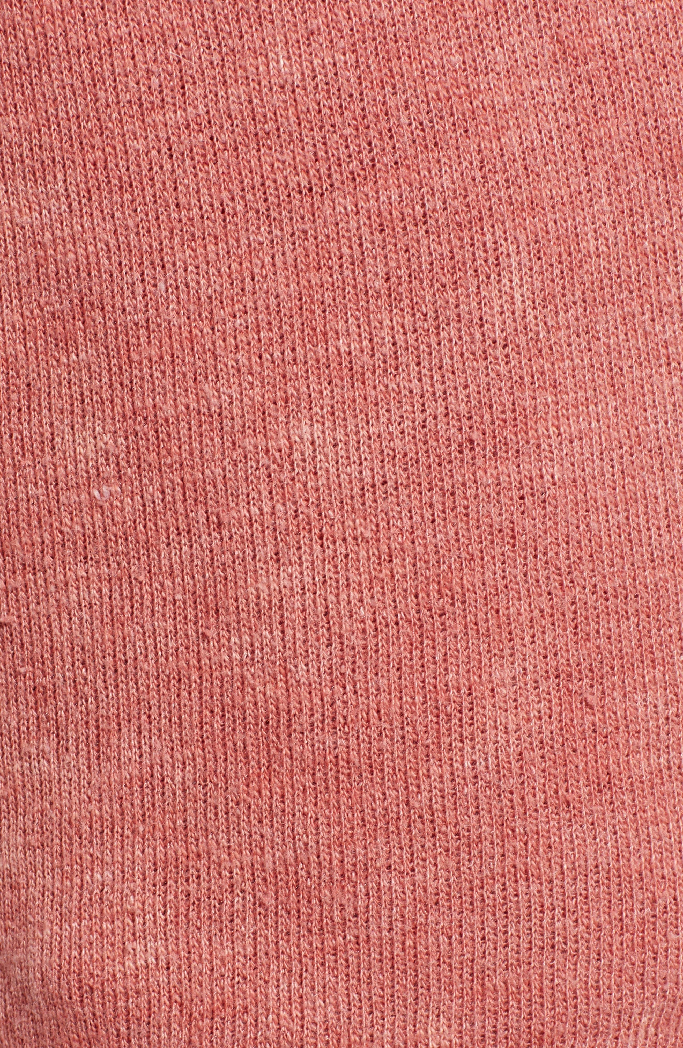 Kiama Shorts,                             Alternate thumbnail 5, color,                             Strawberry Rouge