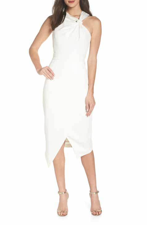 6626fd04e47 Harlyn Twist Front Asymmetrical Cocktail Dress