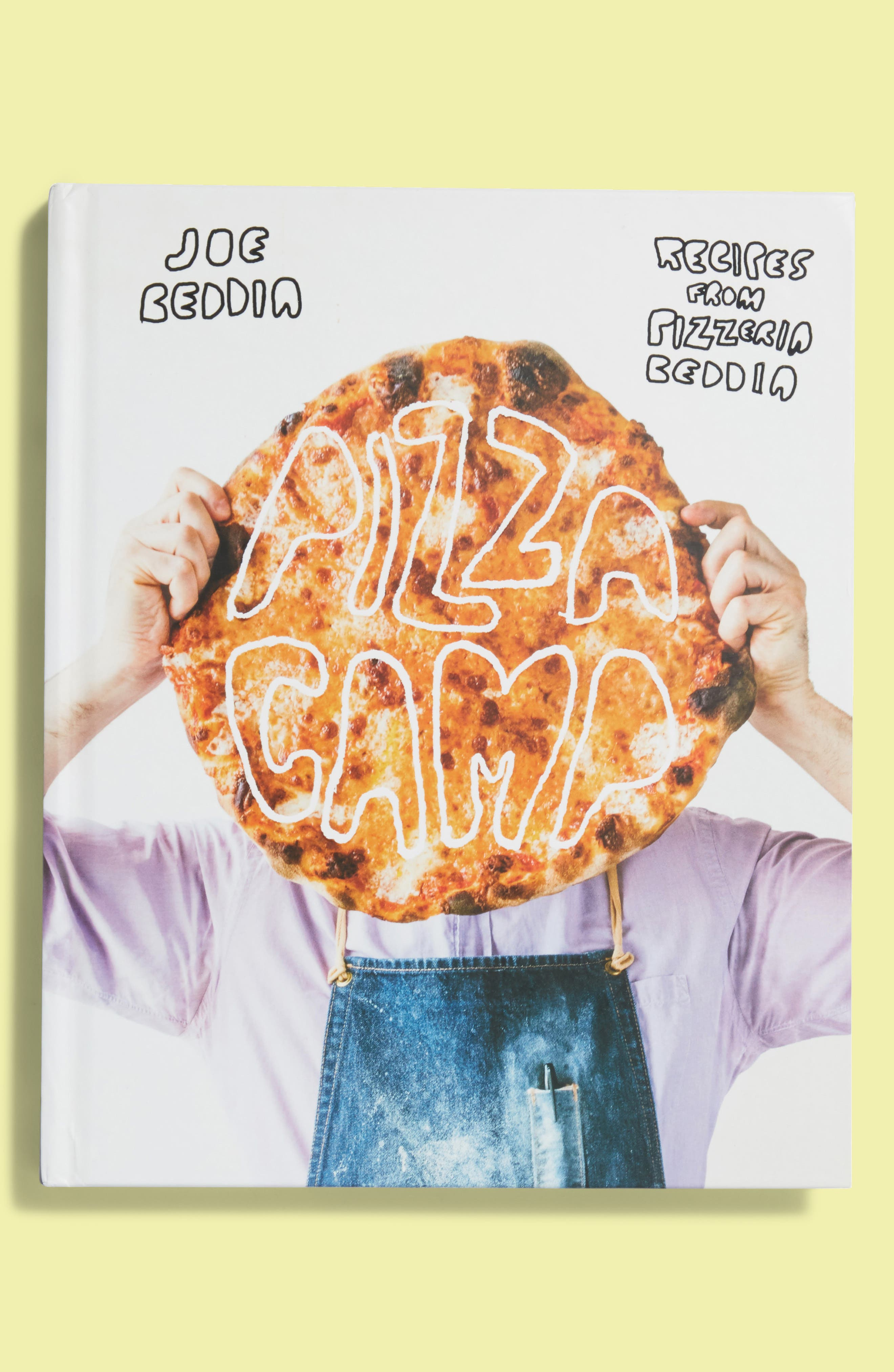'Pizza Camp: Recipes from Pizzeria Beddia' Cookbook,                             Main thumbnail 1, color,                             Beige