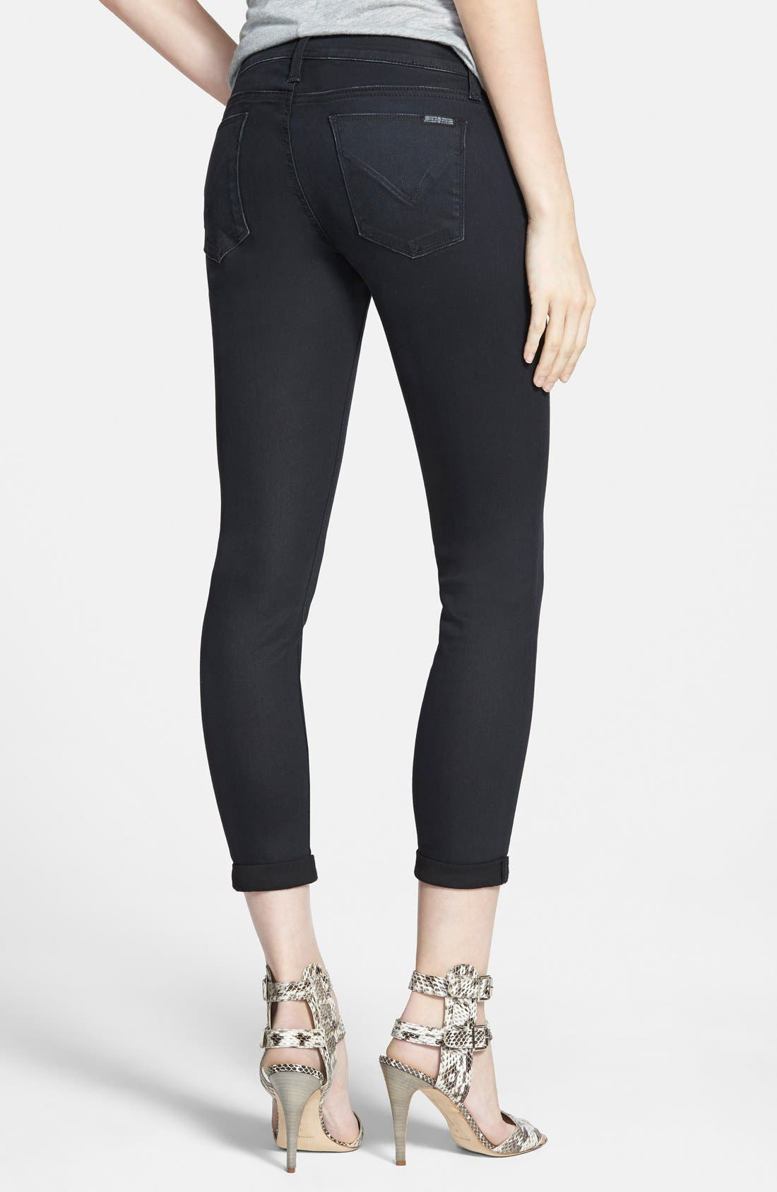 Alternate Image 2  - Hudson Jeans 'Harkin' Skinny Jeans (Shrine)