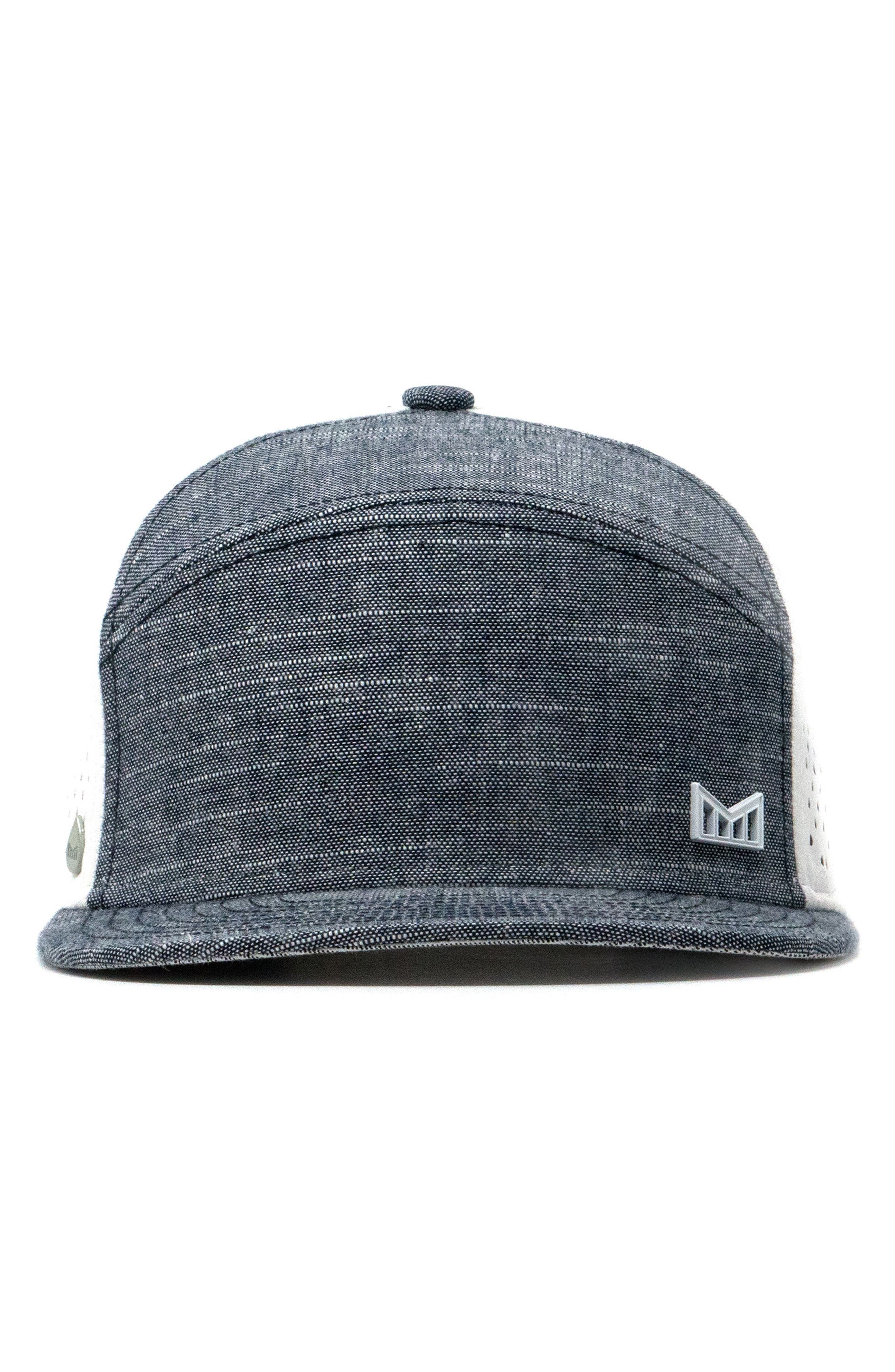 online store d5cde 2bbd4 ... new arrivals melin trenches snapback baseball cap blue in navy white  06800 edc3e