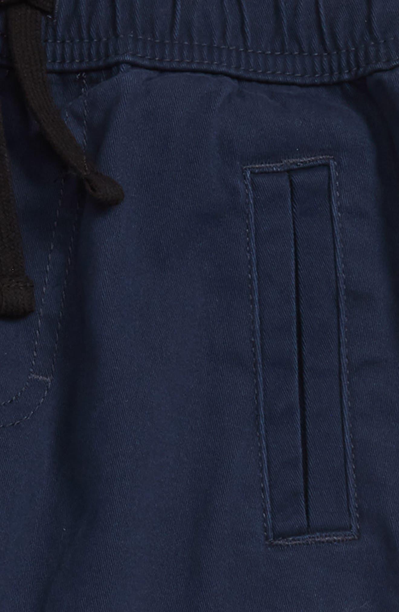 Woven Jogger Pants,                             Alternate thumbnail 2, color,                             Navy Blazer