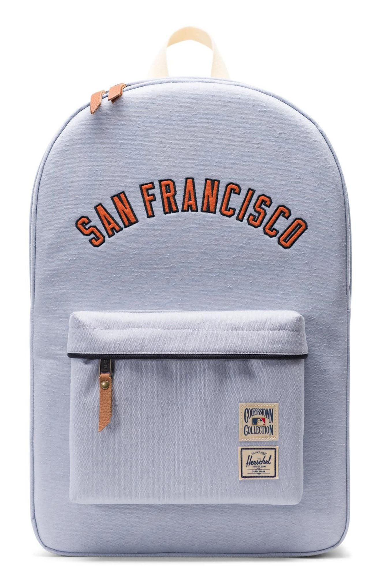 Heritage - MLB Cooperstown Collection Backpack,                             Main thumbnail 1, color,                             San Francisco Giants