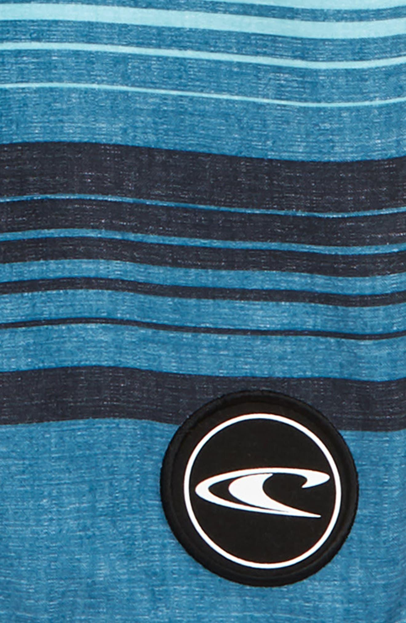 Bennett Board Shorts,                             Alternate thumbnail 2, color,                             Aqua